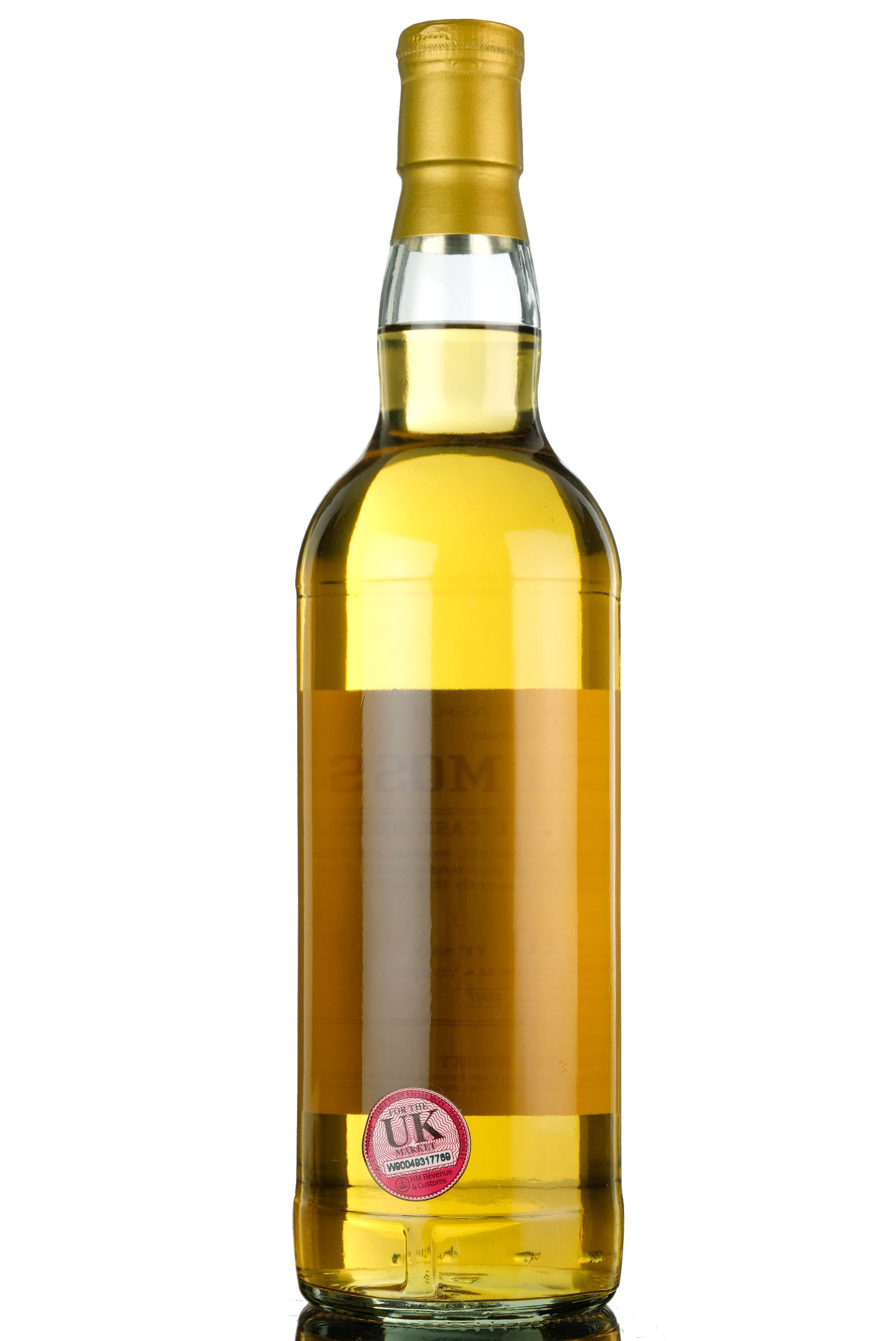 bruichladdich lochindaal 10 year old - private single cask 4307
