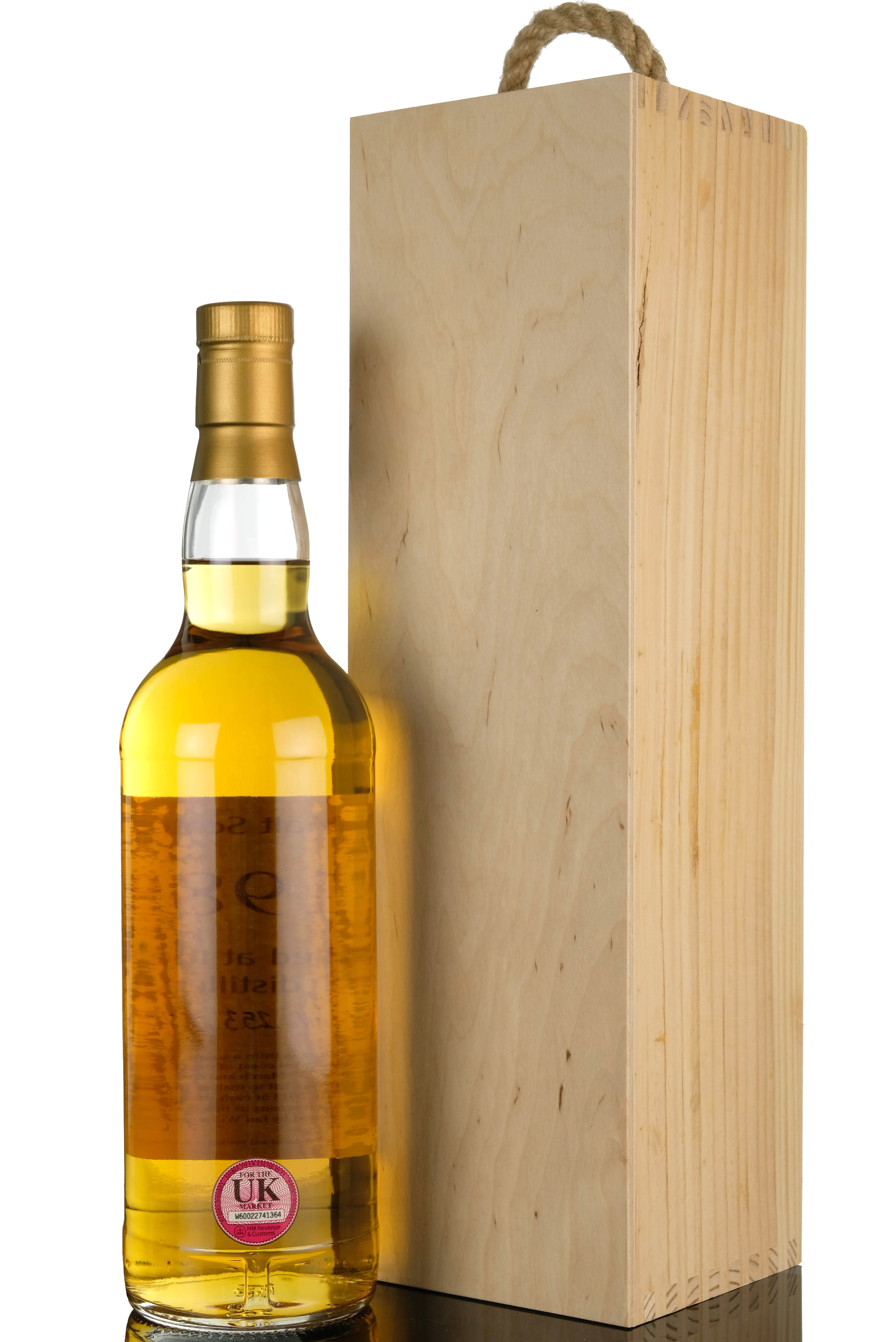 oban 1989-2013 - 24 year old - private single cask 748
