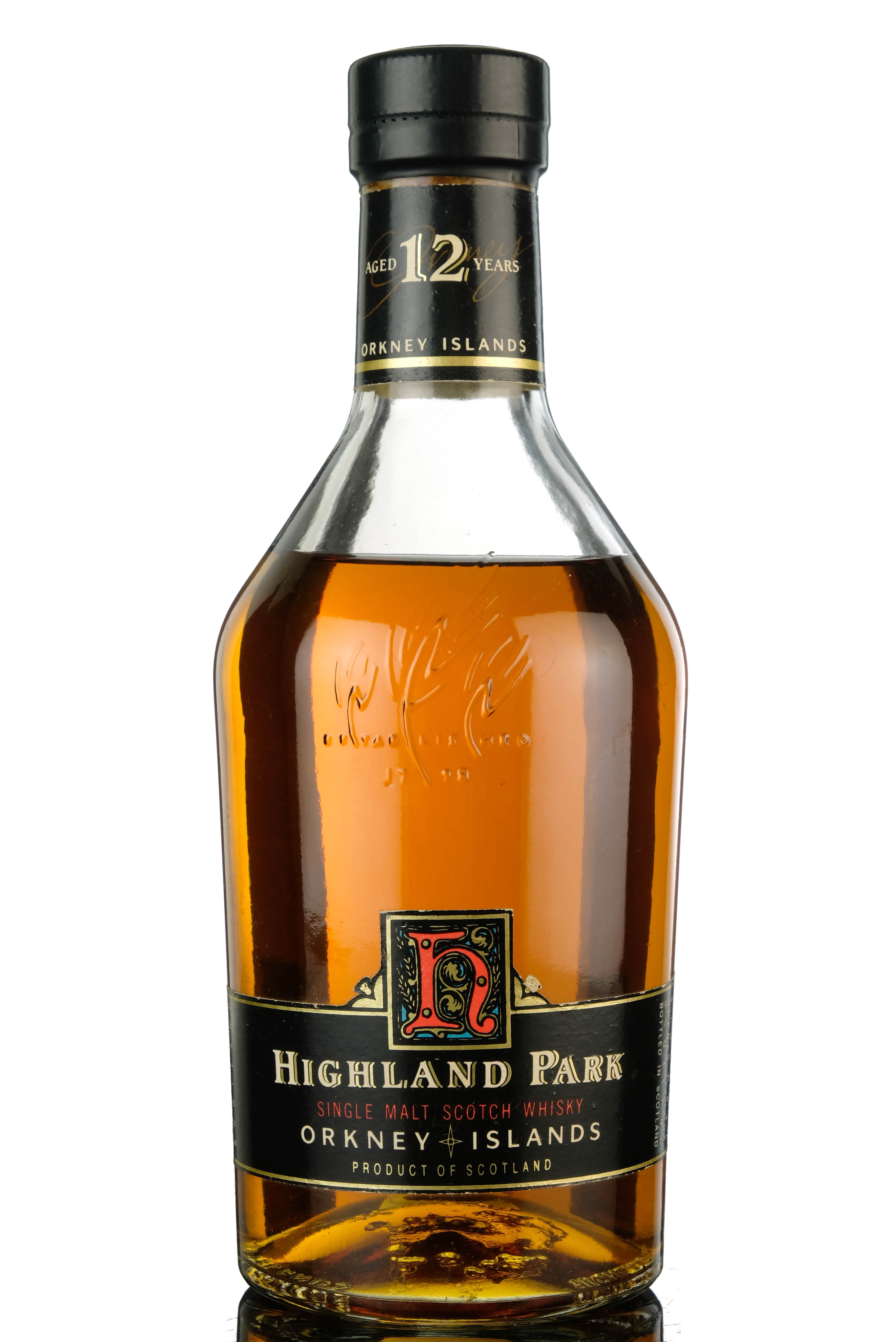 highland park 12 year old - 1980s