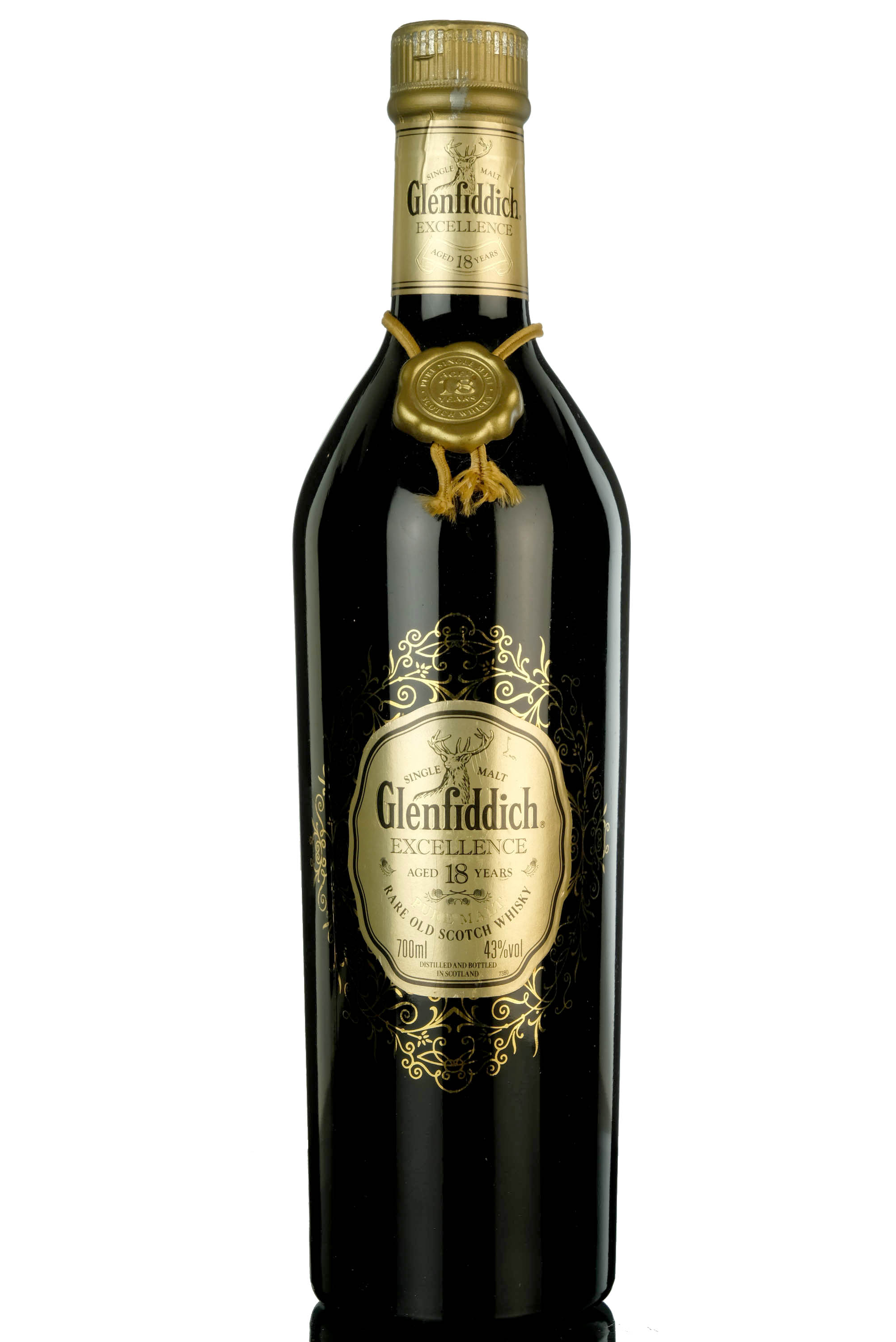 glenfiddich 18 year old - excellence