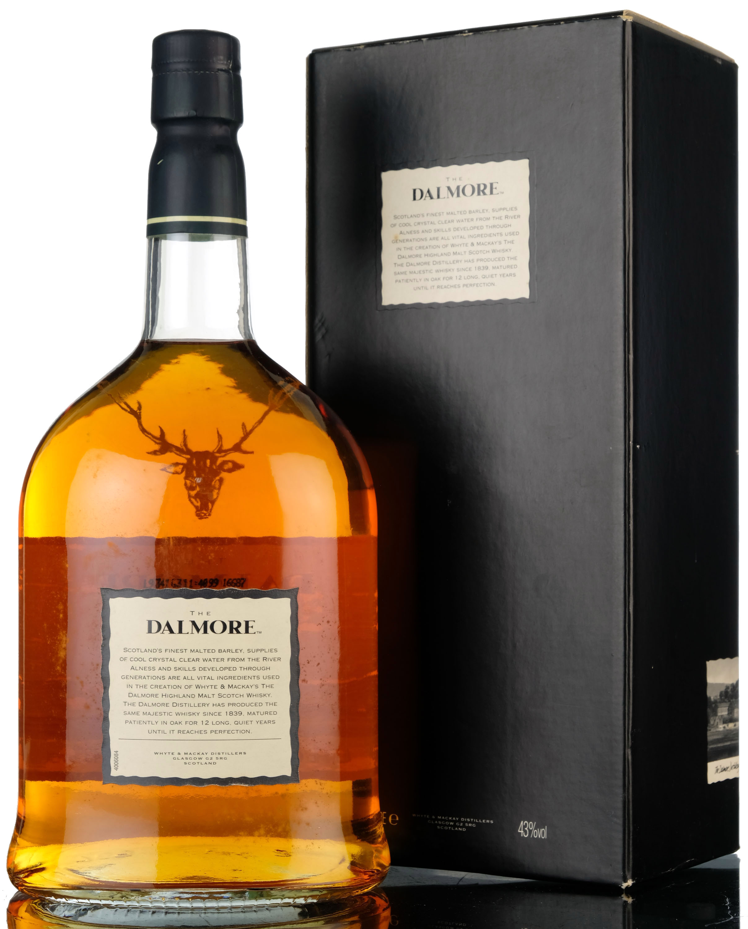 dalmore 12 year old - 1 litre