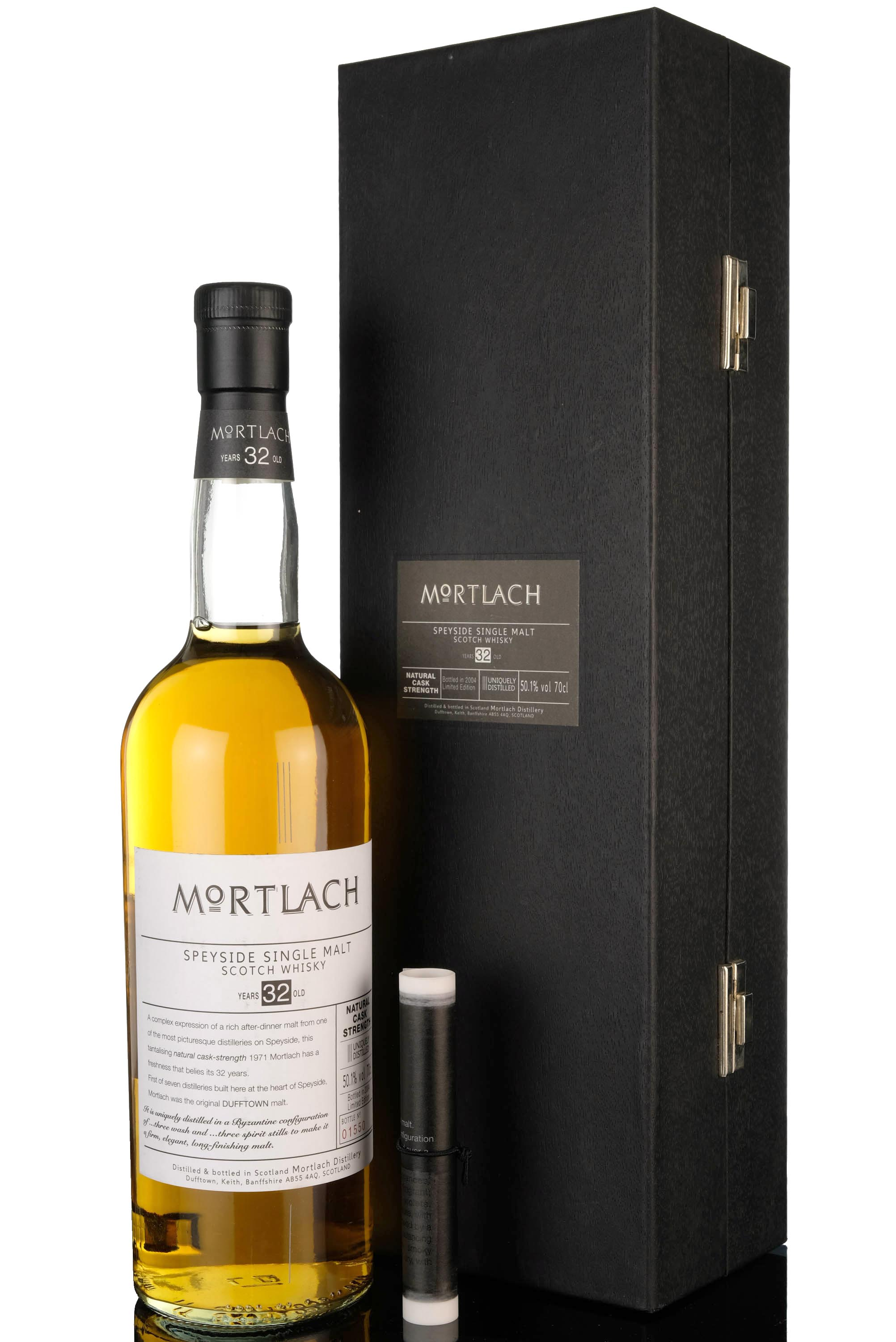 mortlach 1971-2004 - 32 year old