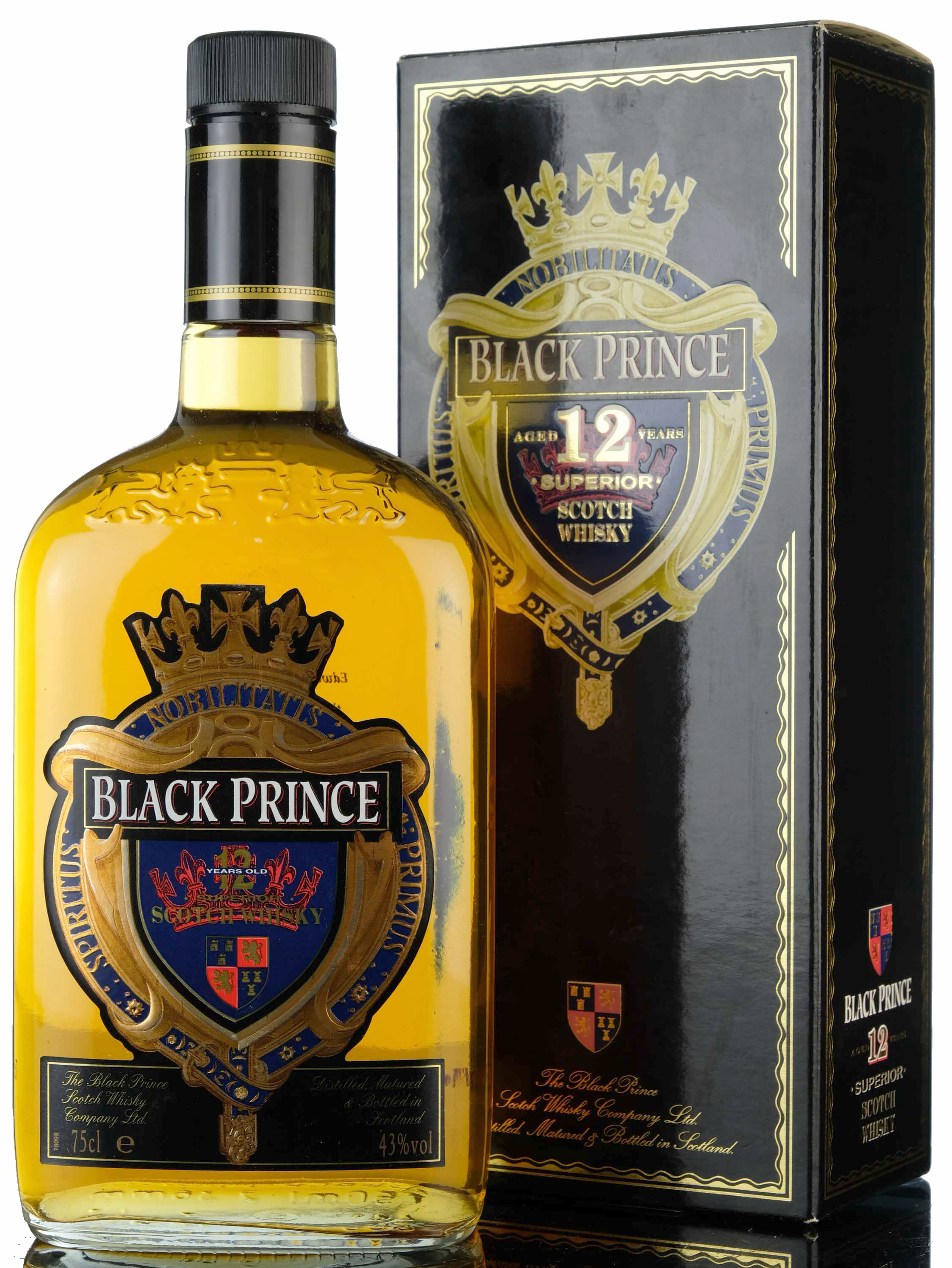 black prince 25 year old - 1980s