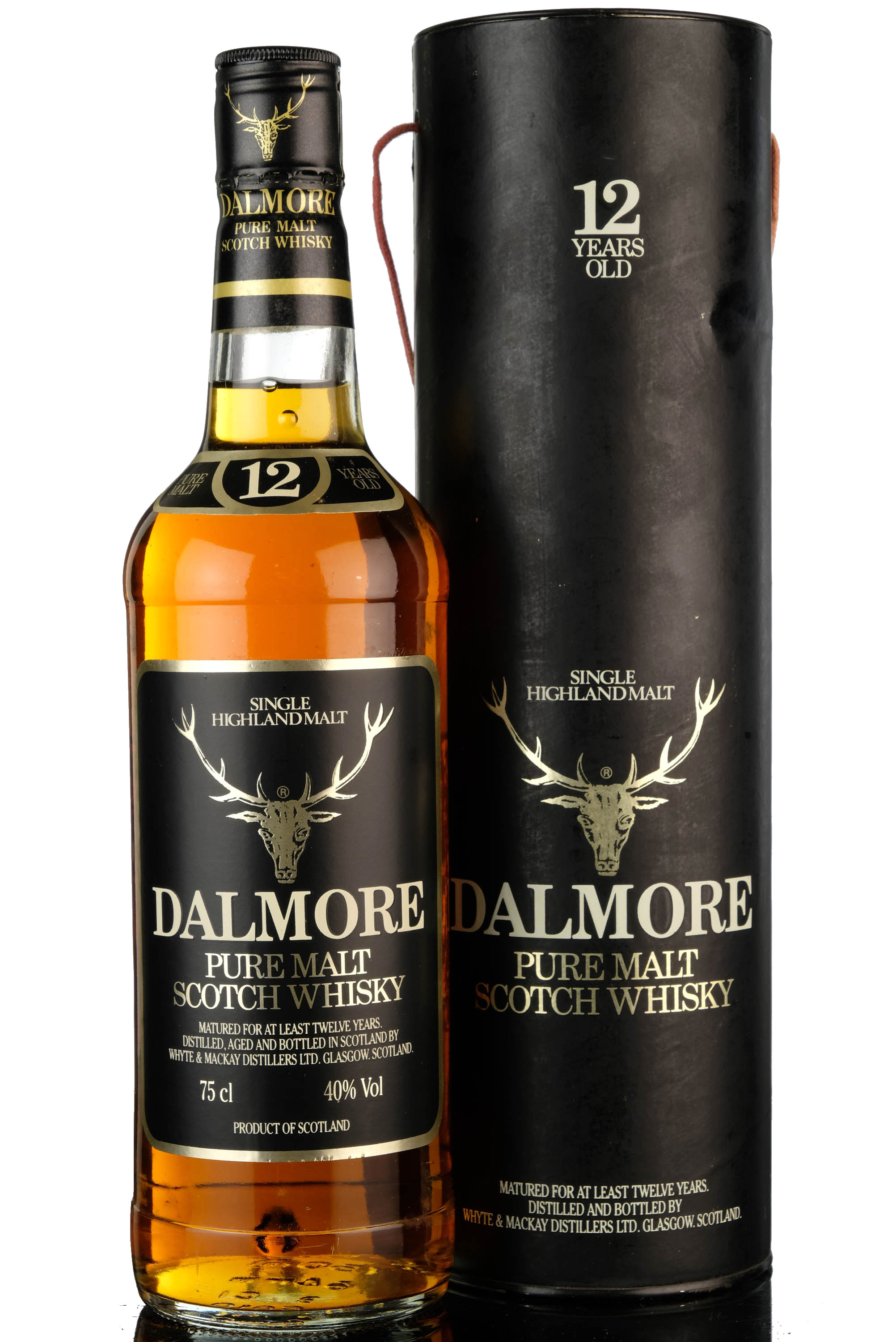 dalmore 12 year old - 1980s