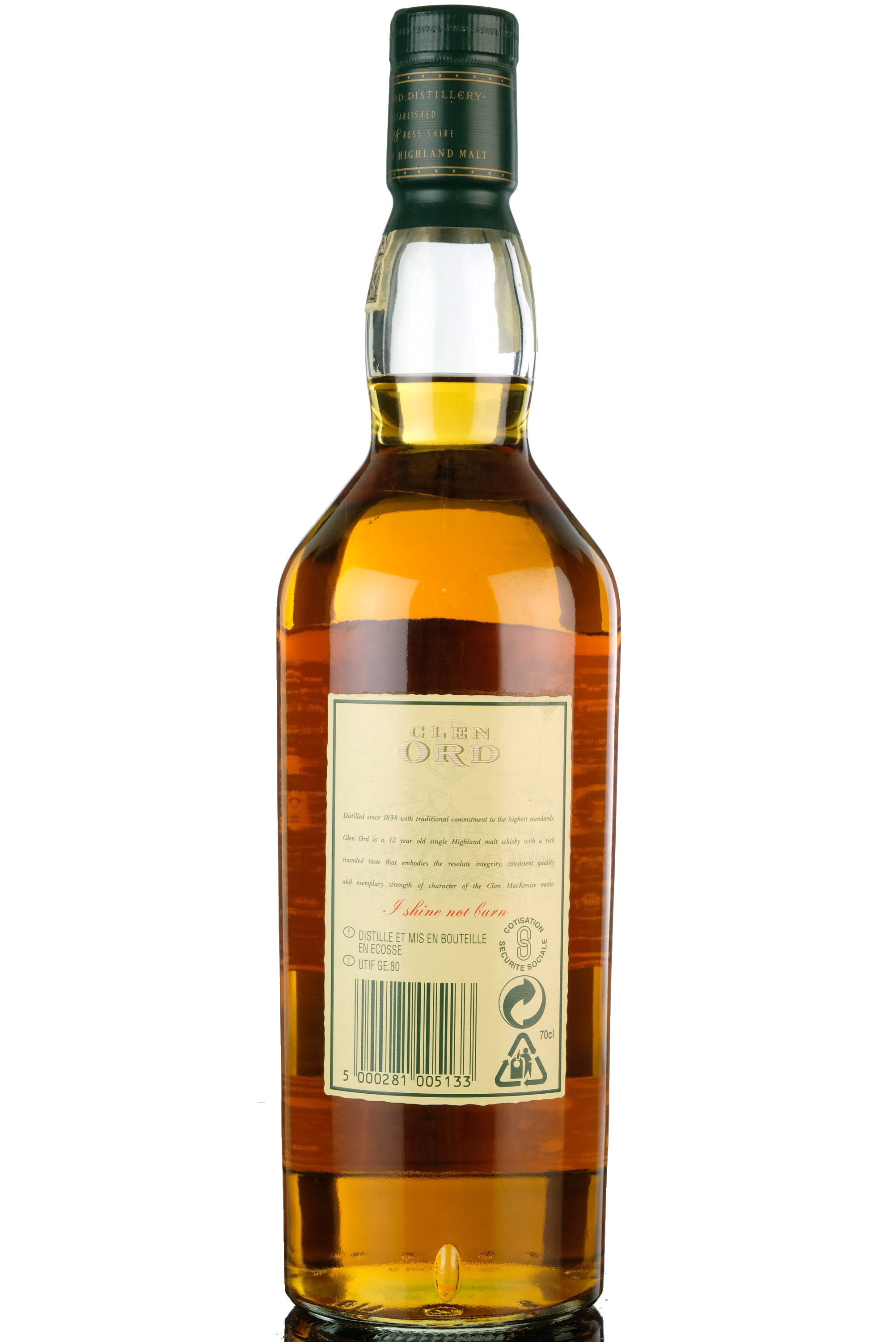 glen ord 12 year old