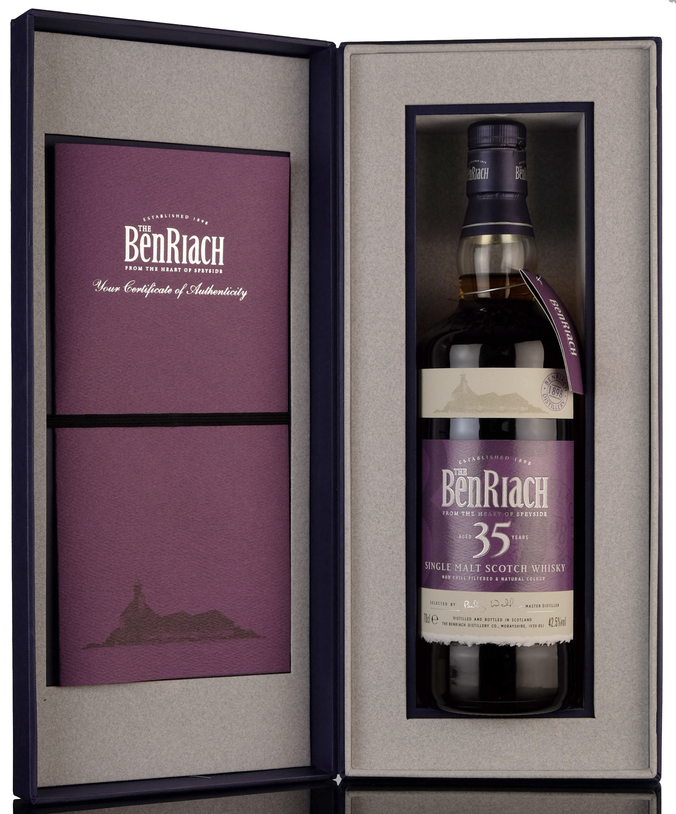 benriach 35 year old - 2014