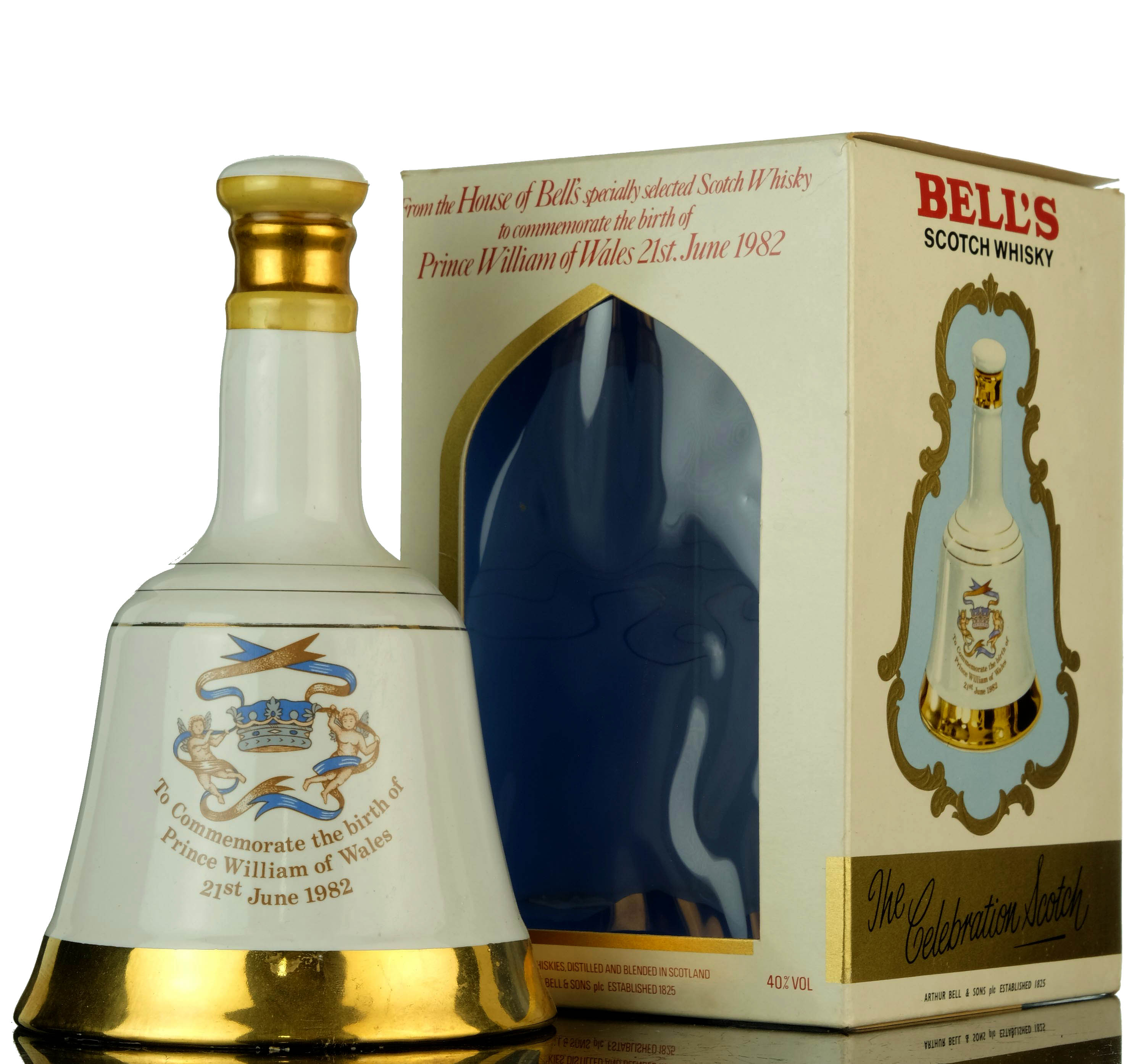 bells to commemorate the birth of prince william of wales