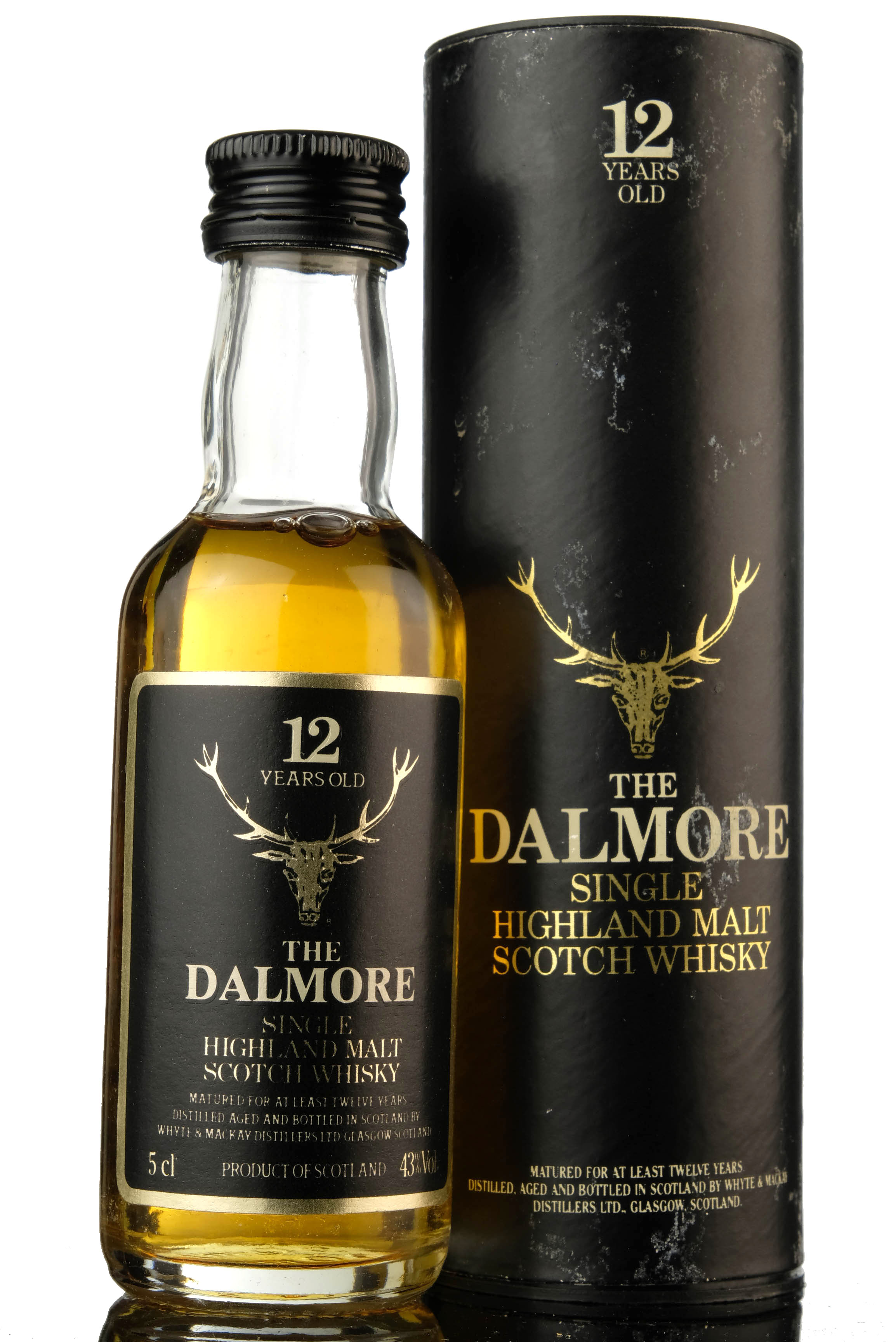 dalmore 12 year old miniature