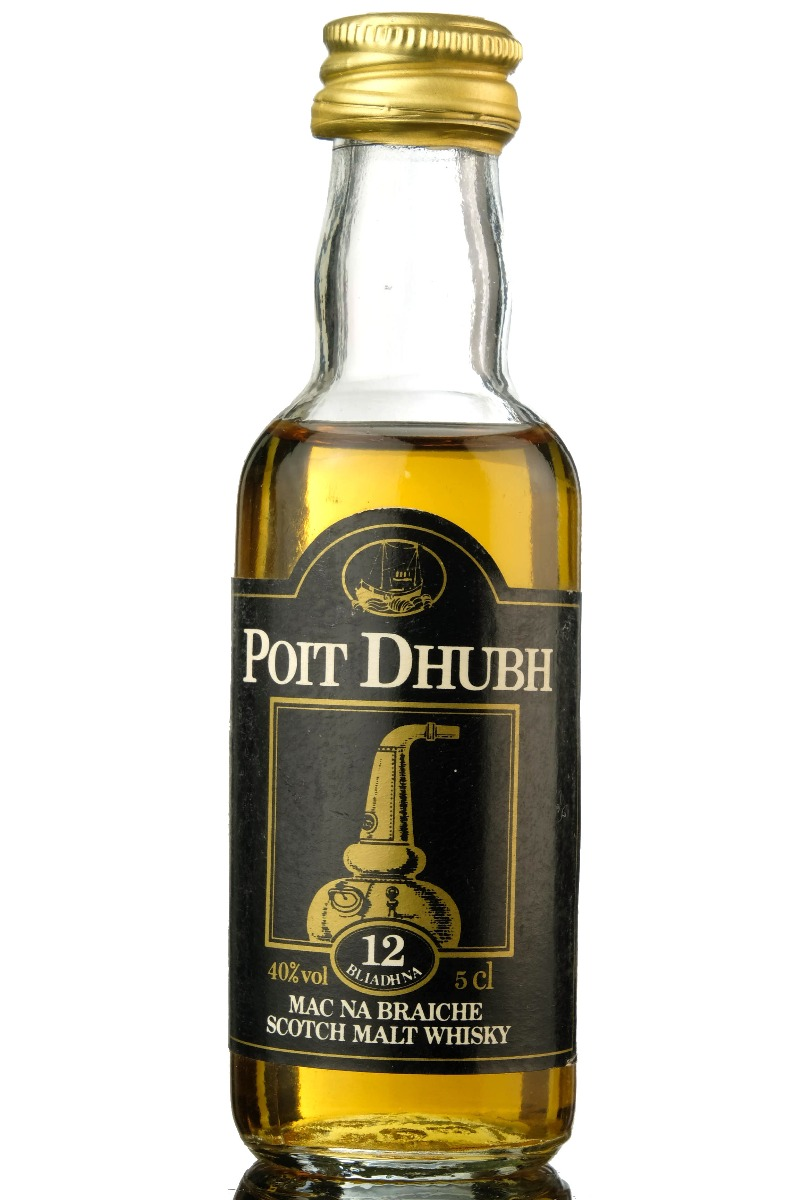 poit dhubh 12 year old miniature