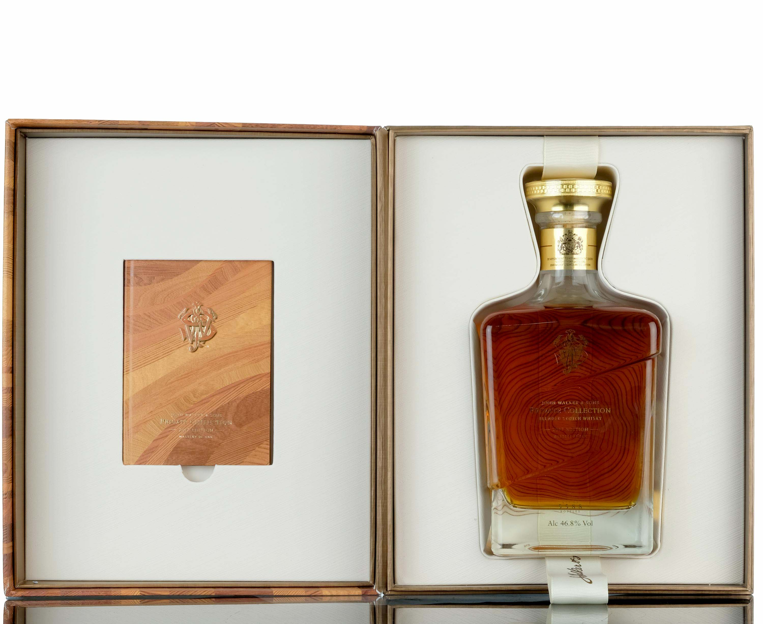 johnnie walker private collection 2017