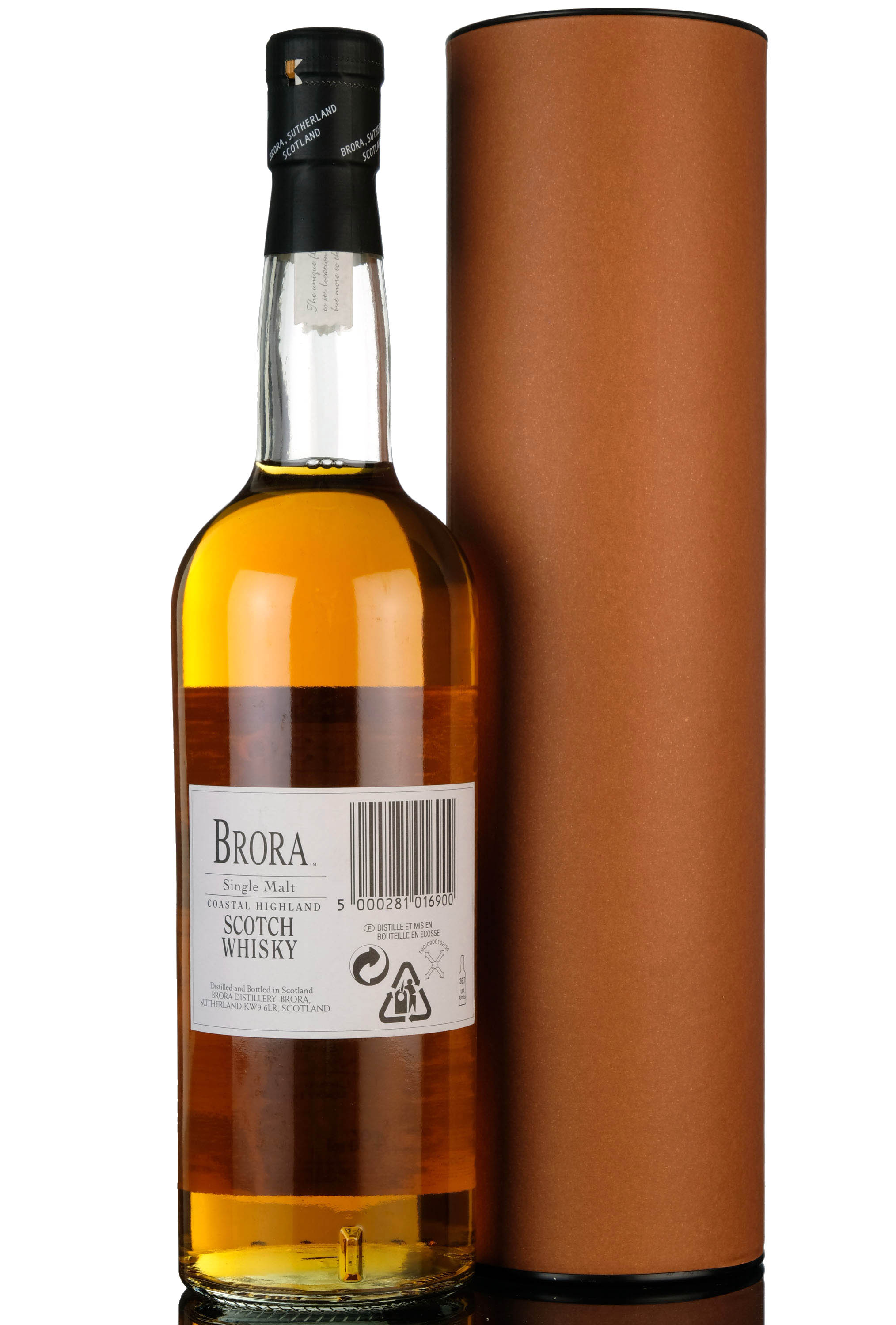 brora 30 year old - bottled 2002 - first release
