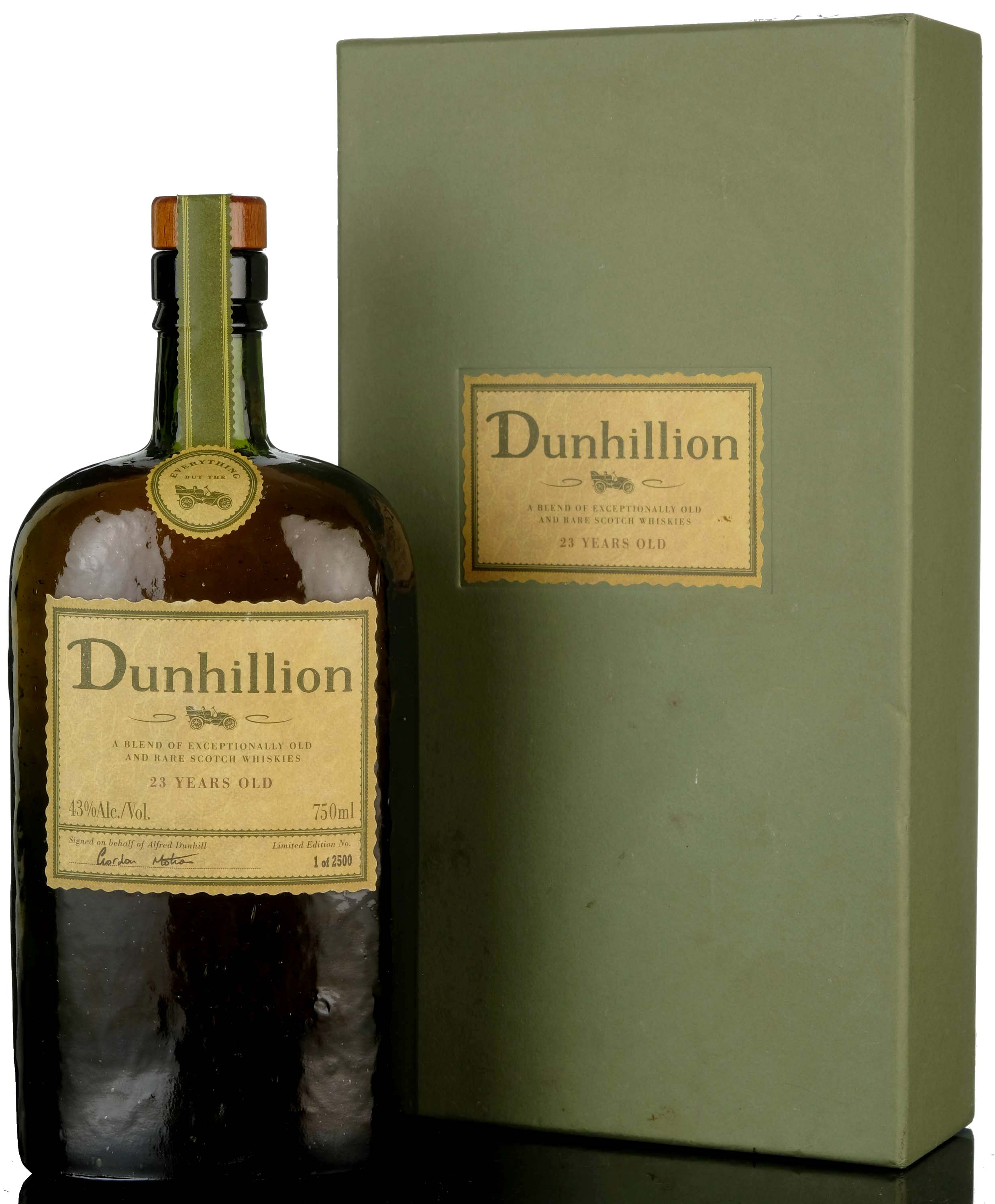 dunhillion 23 year old