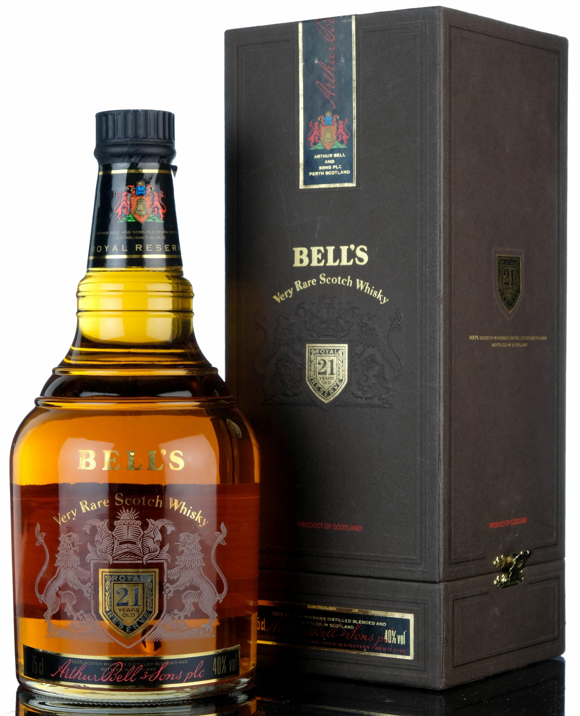bells 21 year old
