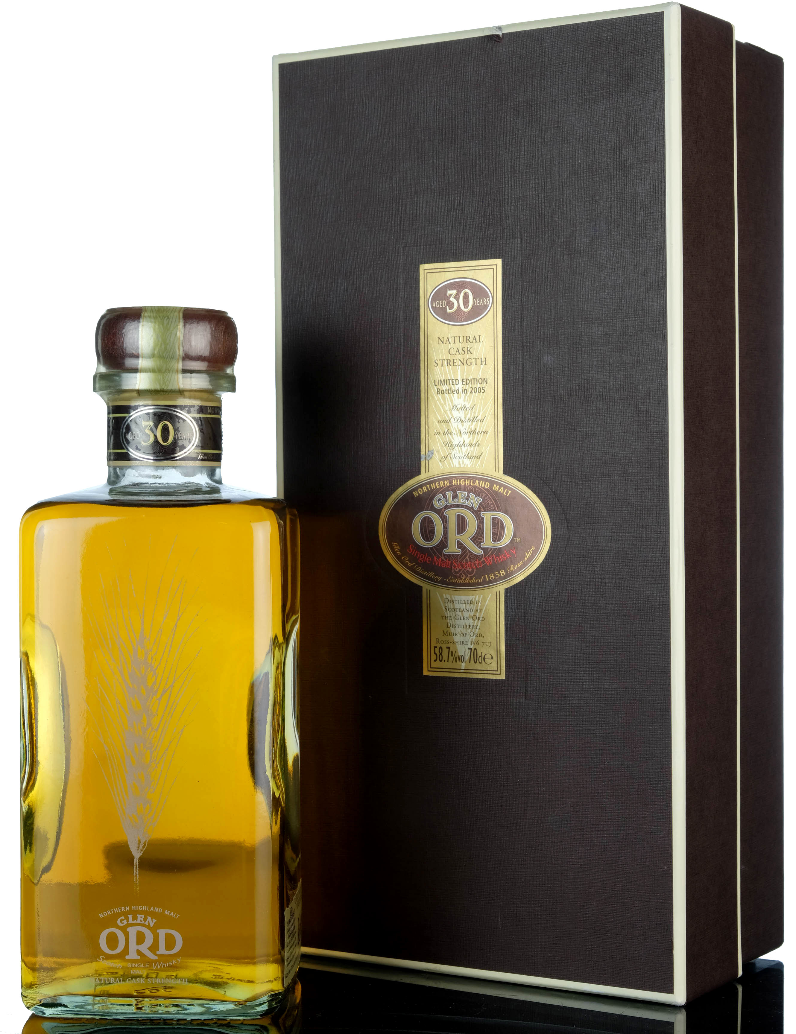 glen ord 30 year old - 2005 special release