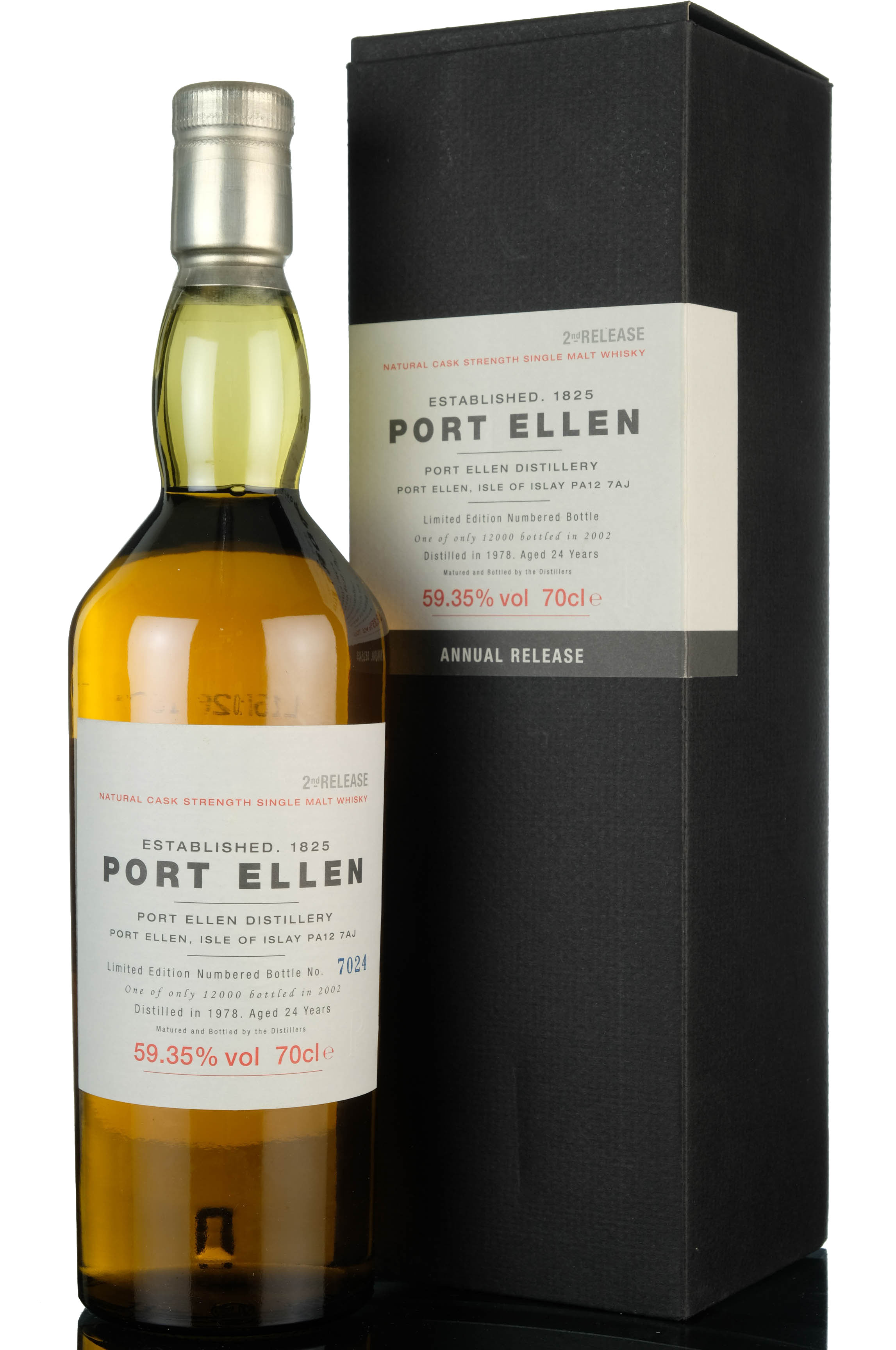 port ellen 1978-2002 - 24 year old - 2nd release
