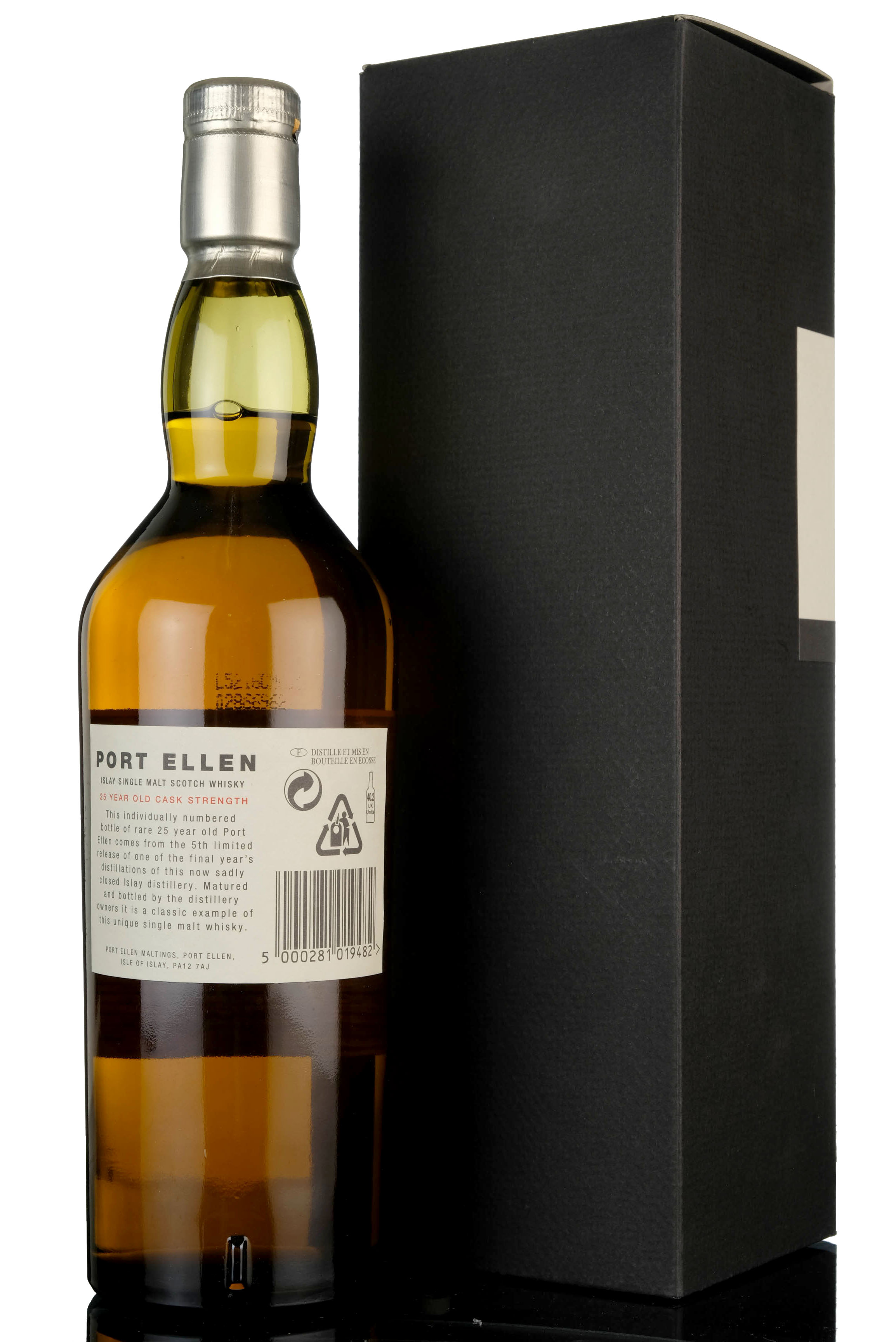 port ellen 1979-2005 - 25 year old - 5th release