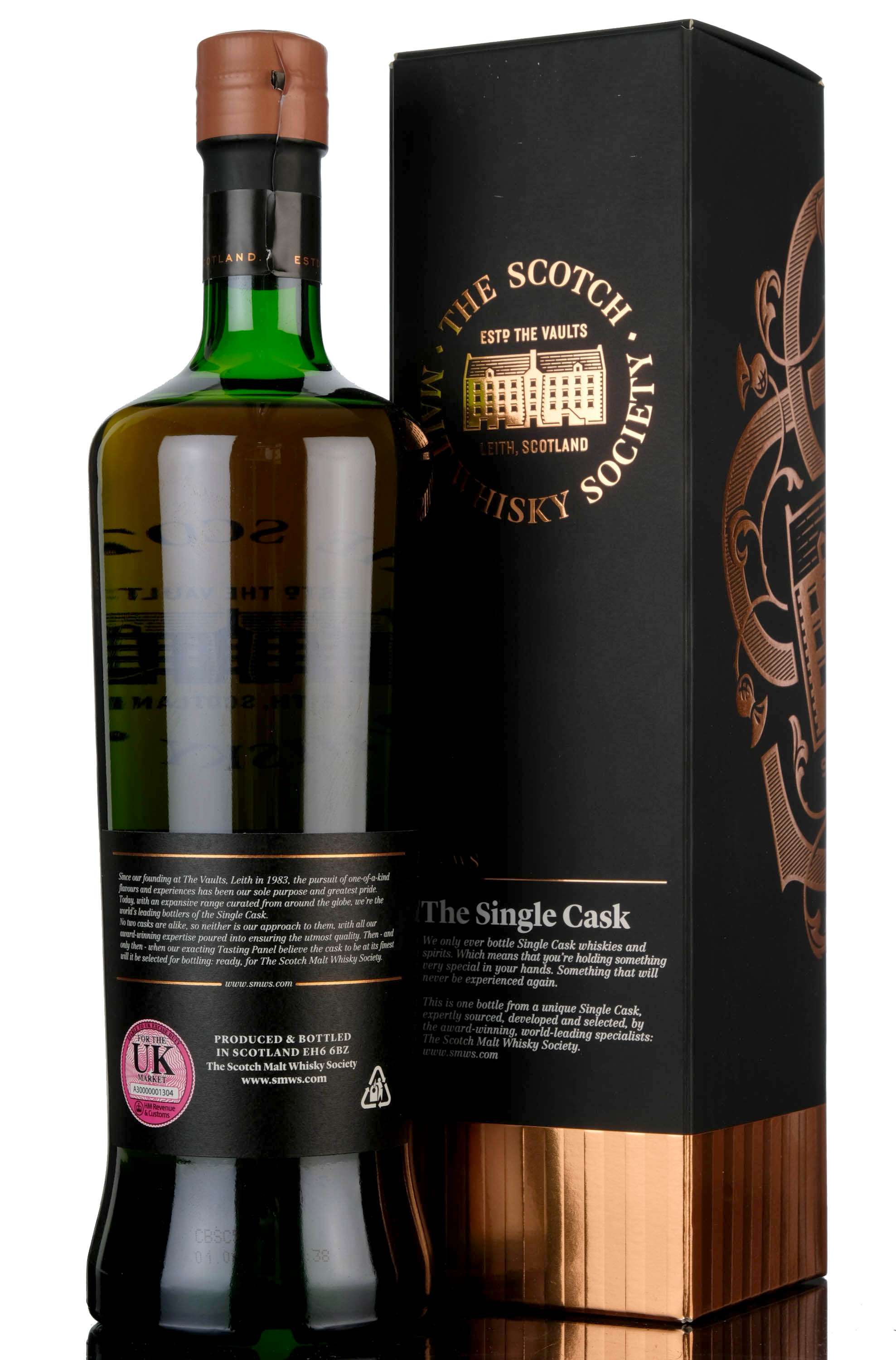 glen grant 1988 - 30 year old - smws 9.150 - thyme well spent