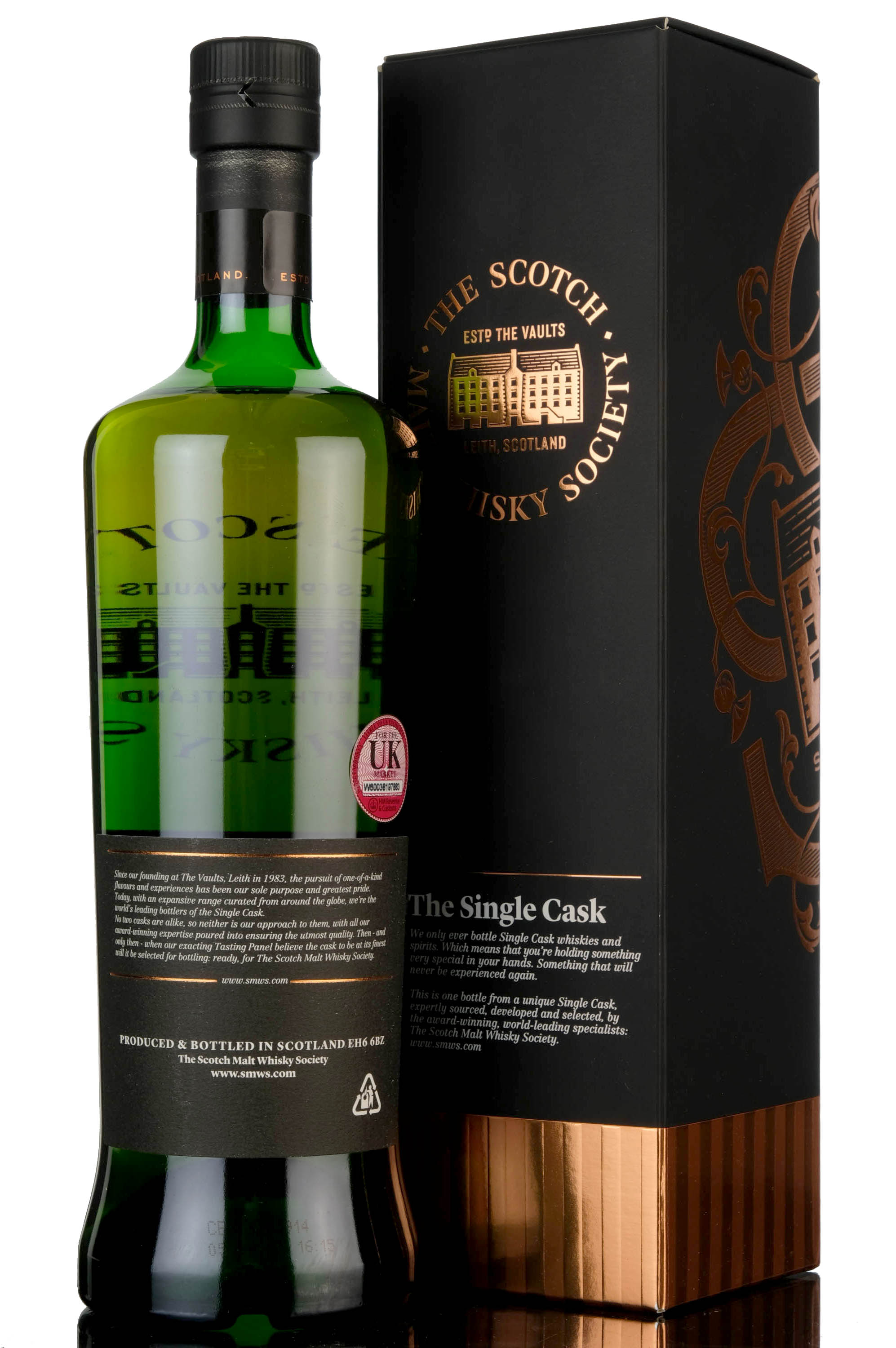 longmorn 1990 - 27 year old - smws 7.186 - fluffy towels and feather beds