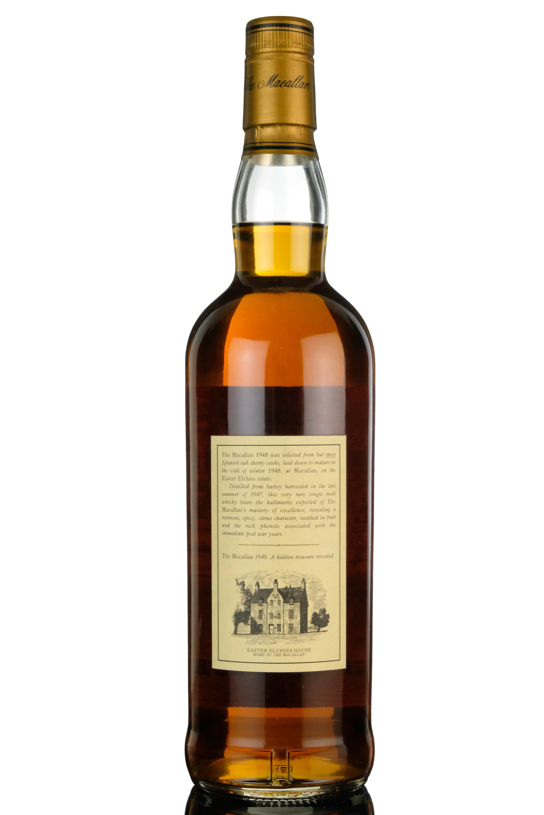 macallan 1948 - 51 year old - select reserve