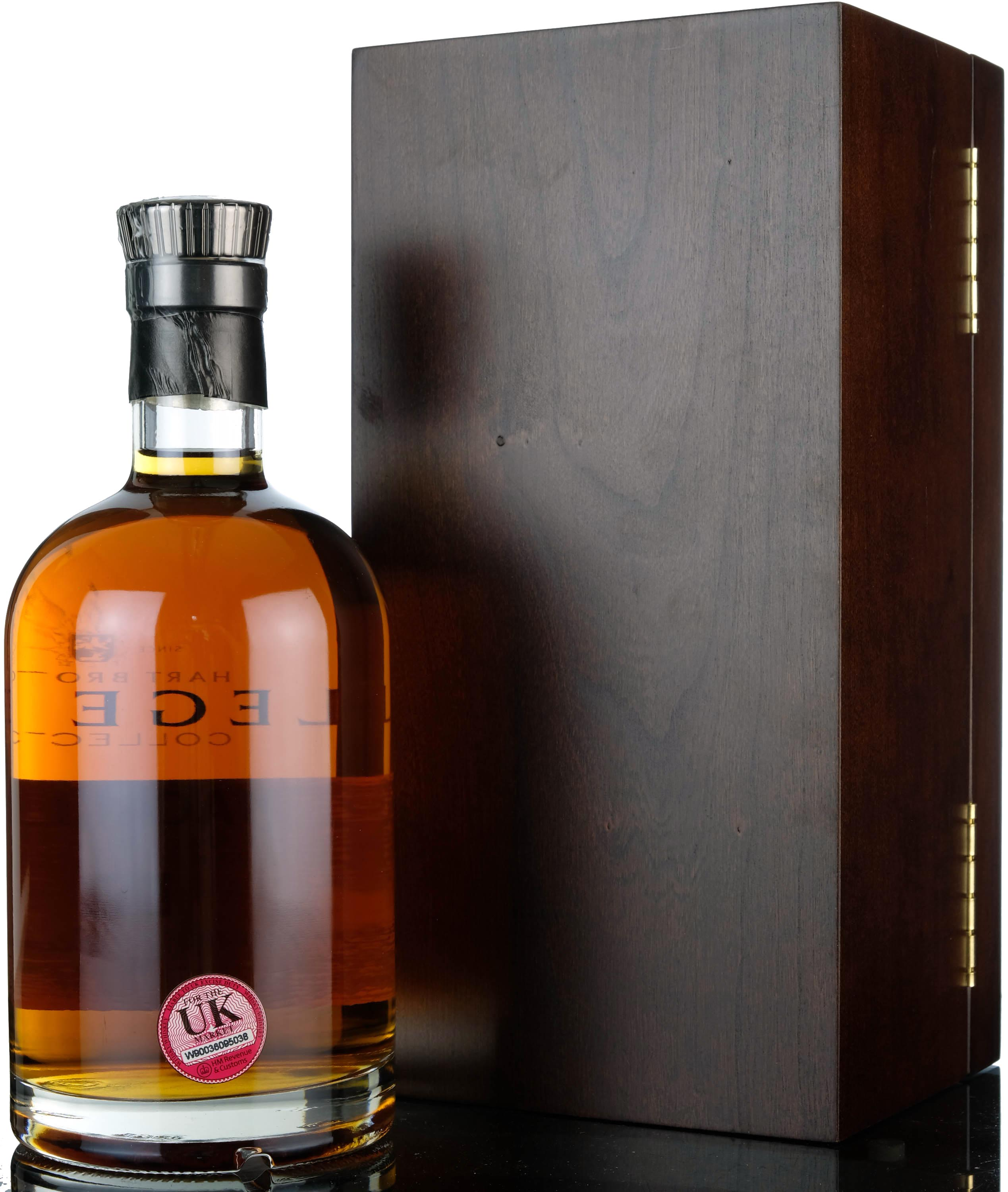 macallan 1989-2017 - 28 year old - legends collection