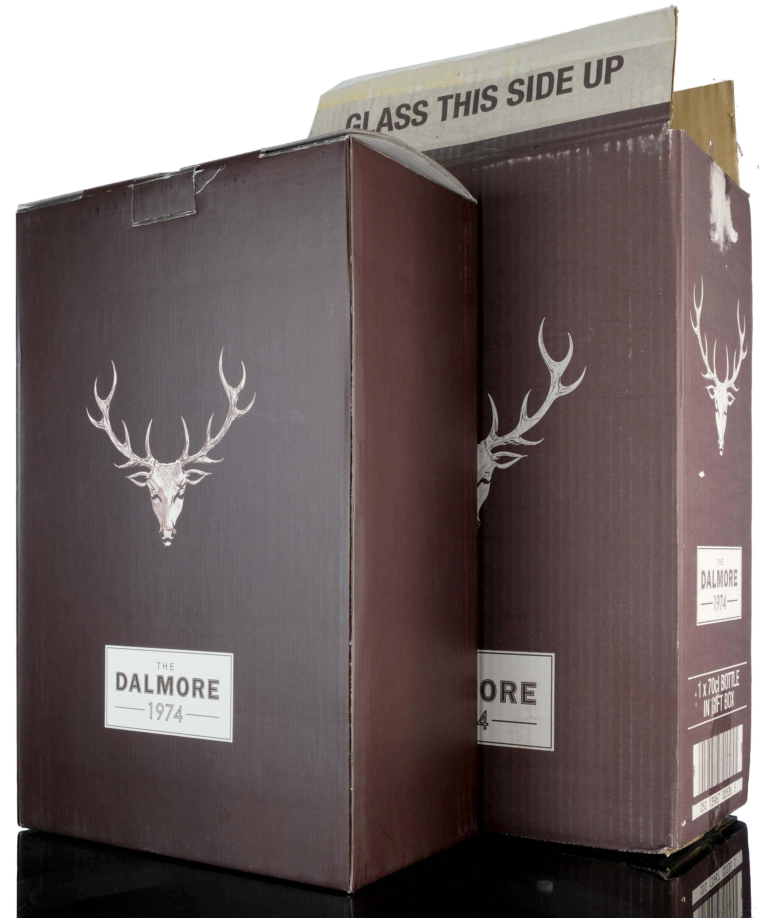 dalmore 1974 - matusalem sherry finish