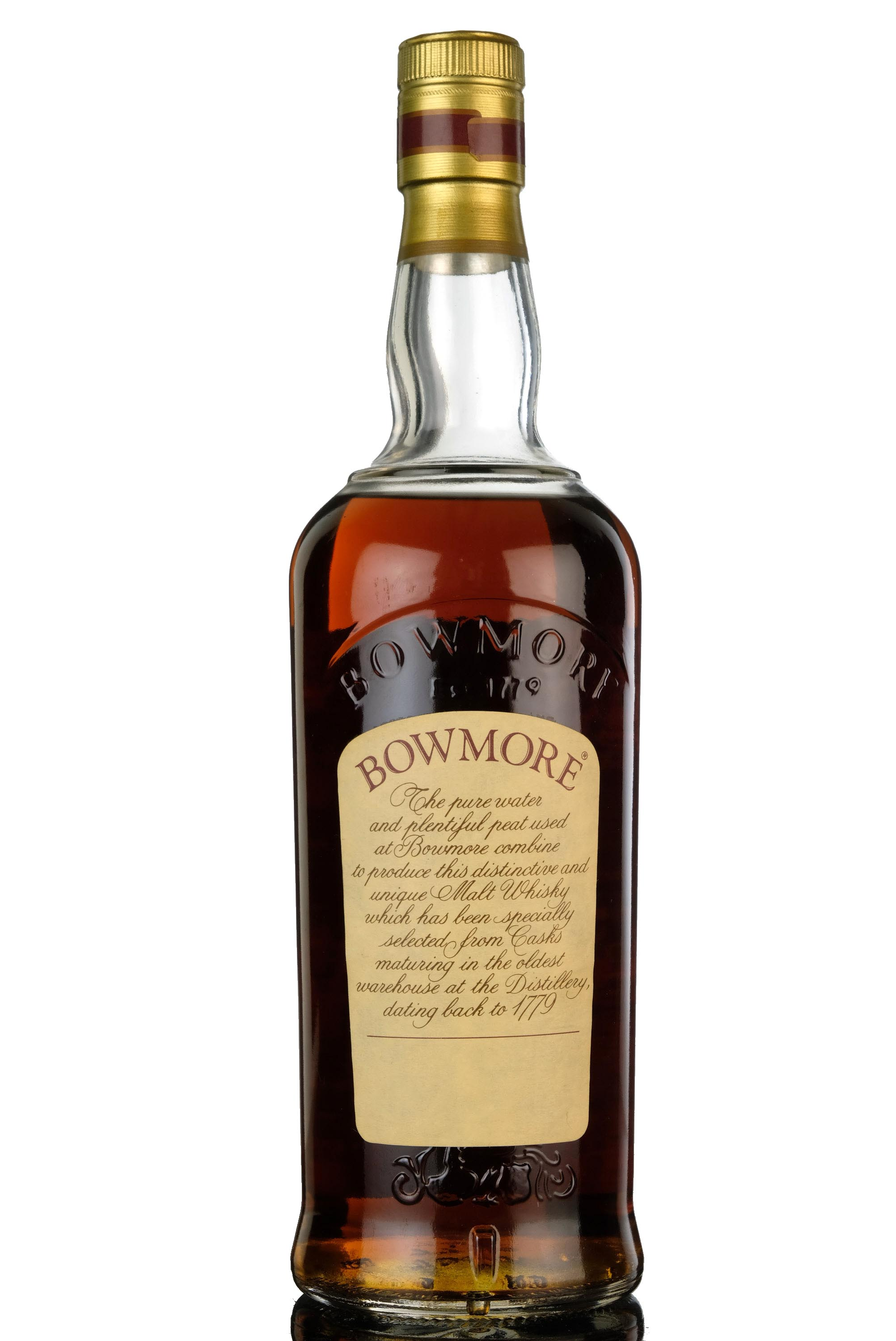 bowmore 1972 - 21 year old