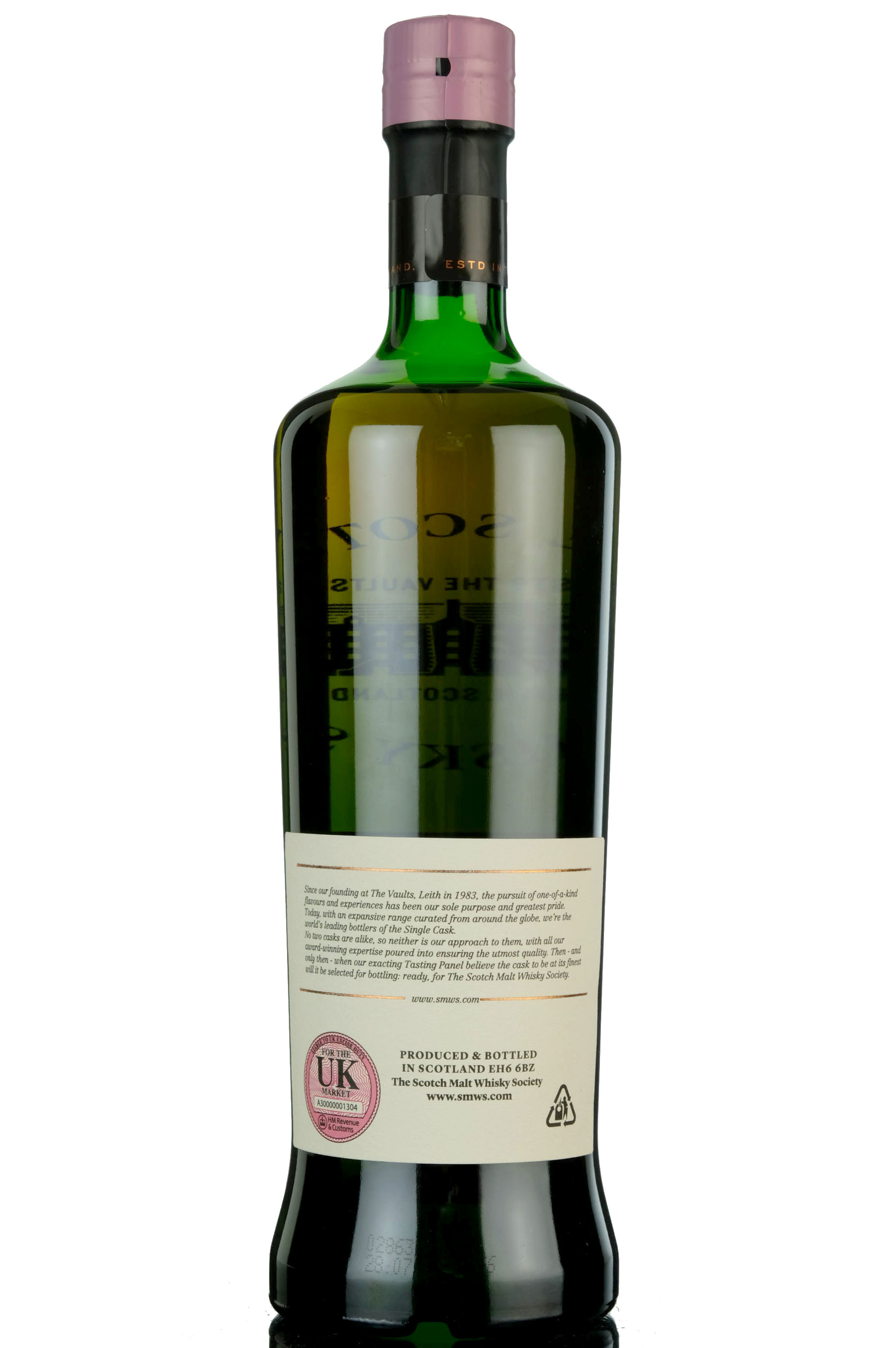 linkwood 1990 - 27 year old - smws 39.147 - cozy in the cottage kitchen