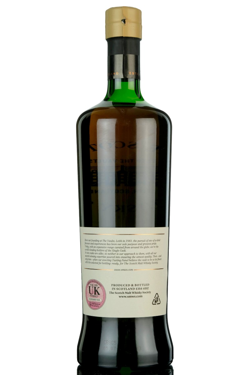 cragganmore 2000 - 17 year old - smws 37.108 - rosy fingered dawn