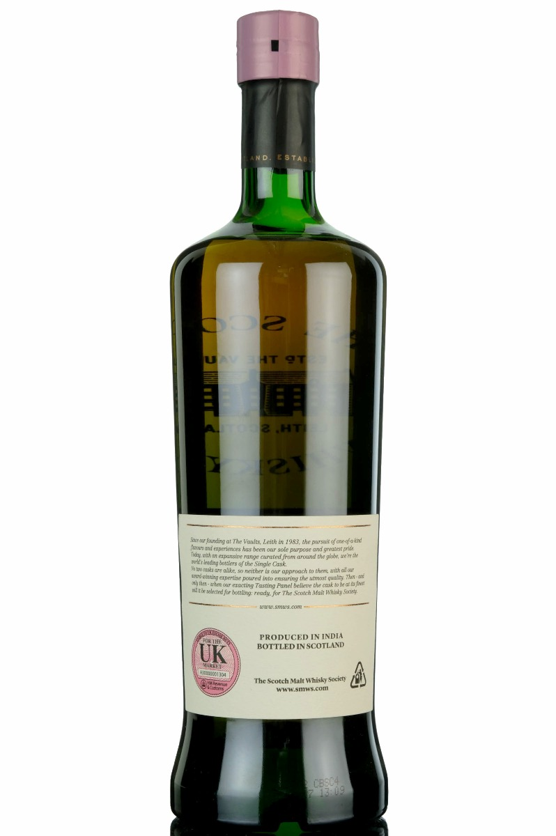 paul john 2010 - 6 year old - smws 134.1 - exotic rainforest fruits