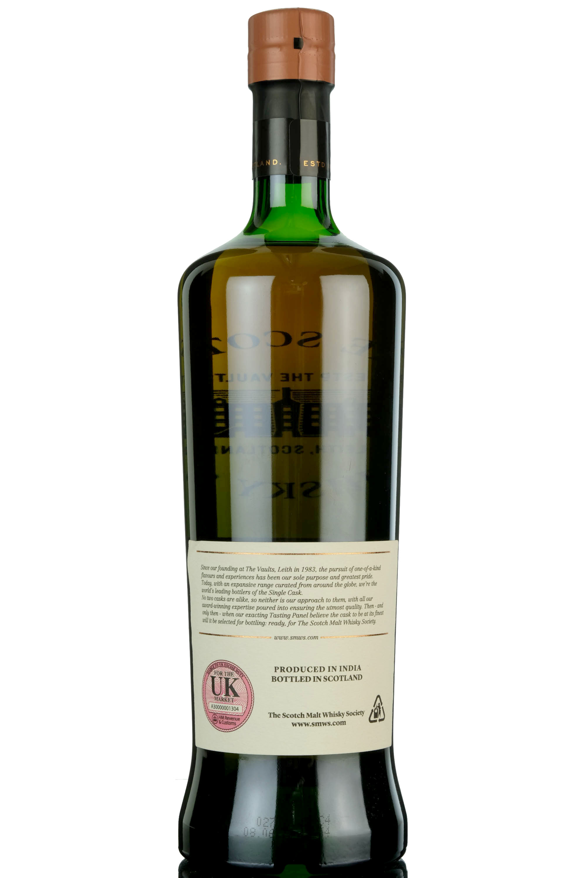 paul john 2010 - 6 year old - smws 134.3 - hello flavour