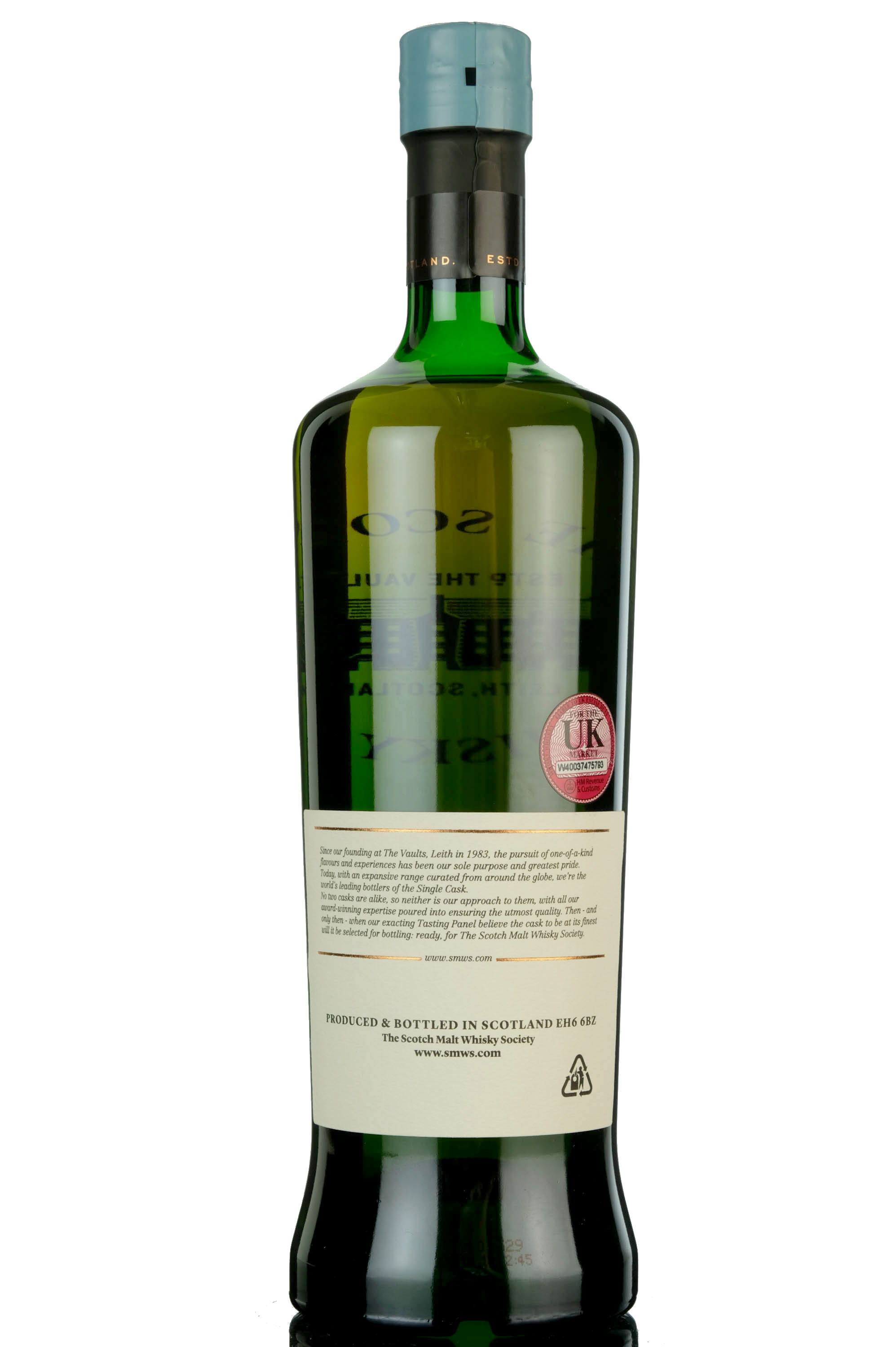 cameronbridge 1982 - 35 year old - smws g4.16 - mellifluous contentment