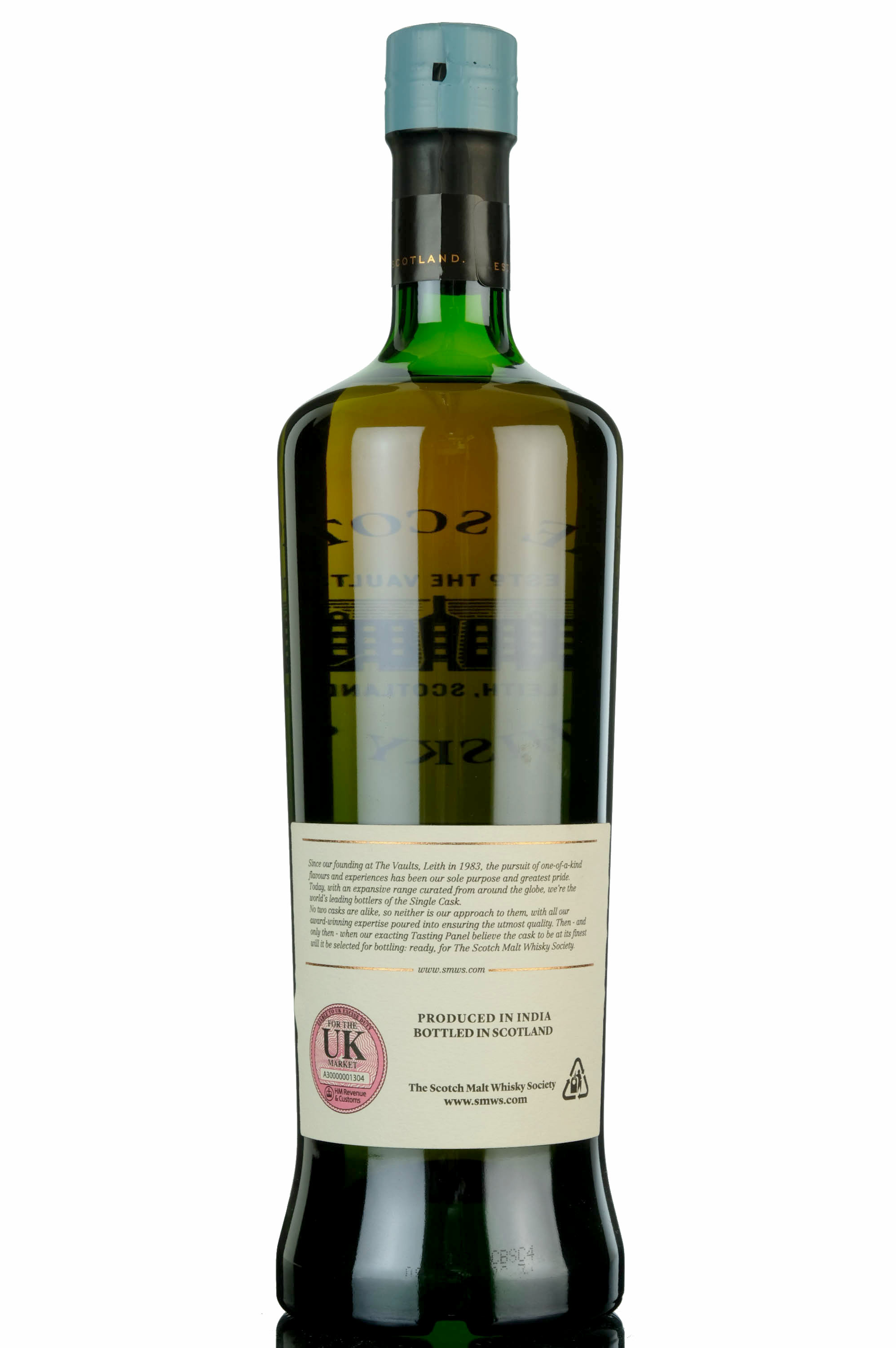 paul john 2010 - 6 year old - smws 134.2 - lip-smacking and cockle-warming
