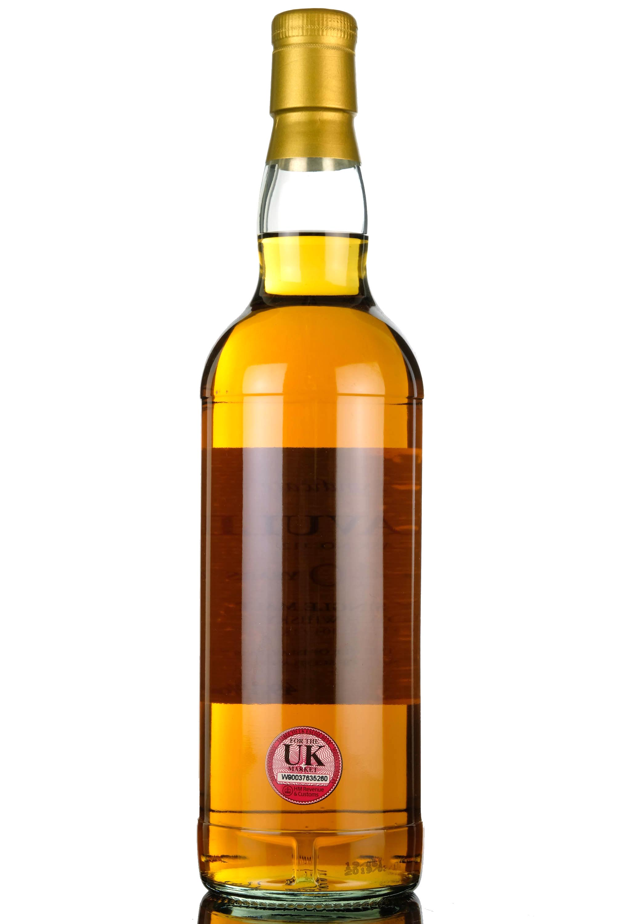 lagavulin 1979-2019 - 40 year old - the syndicate - 188 bottles