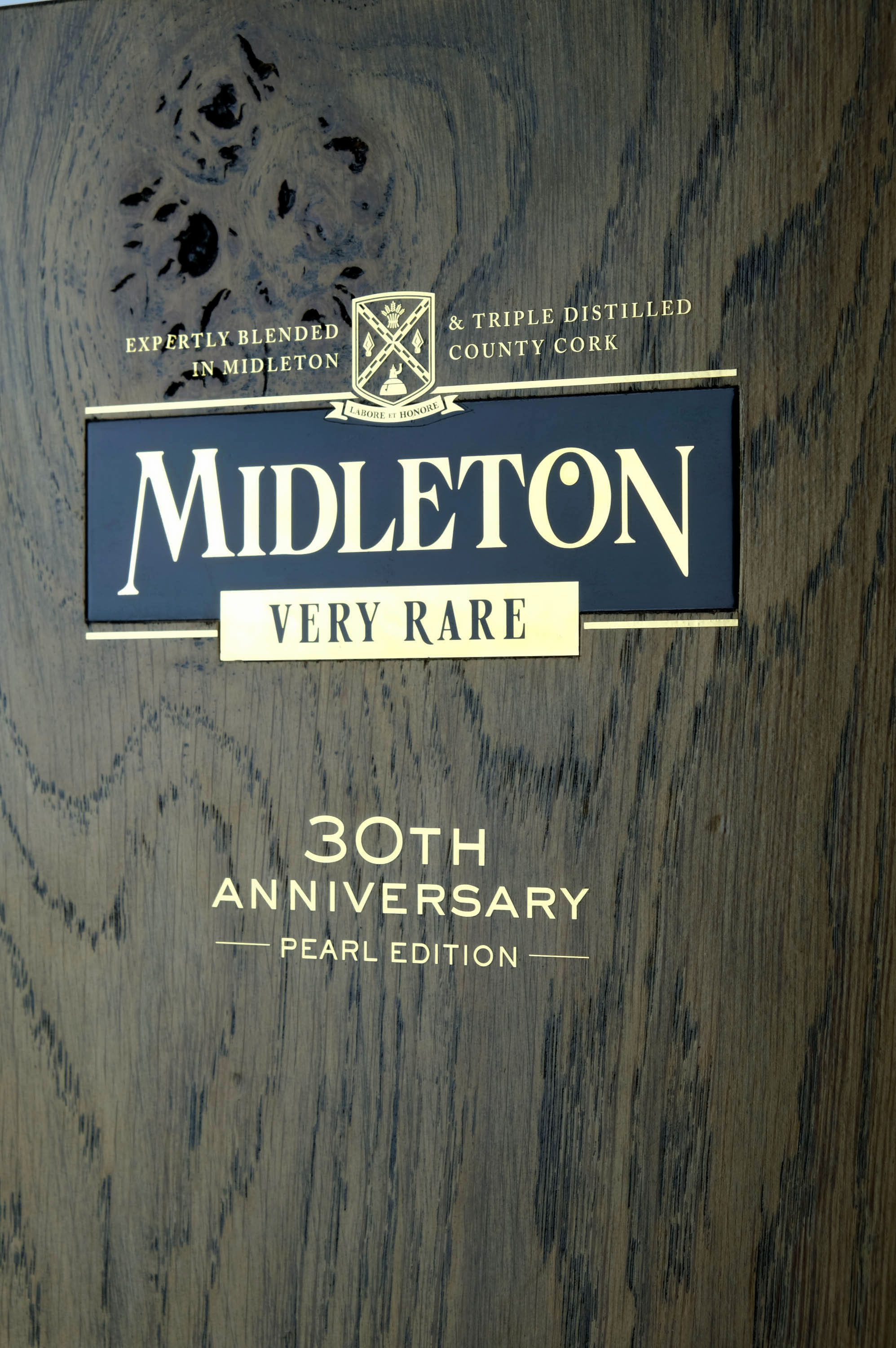 midleton very rare 30th anniversary - pearl edition