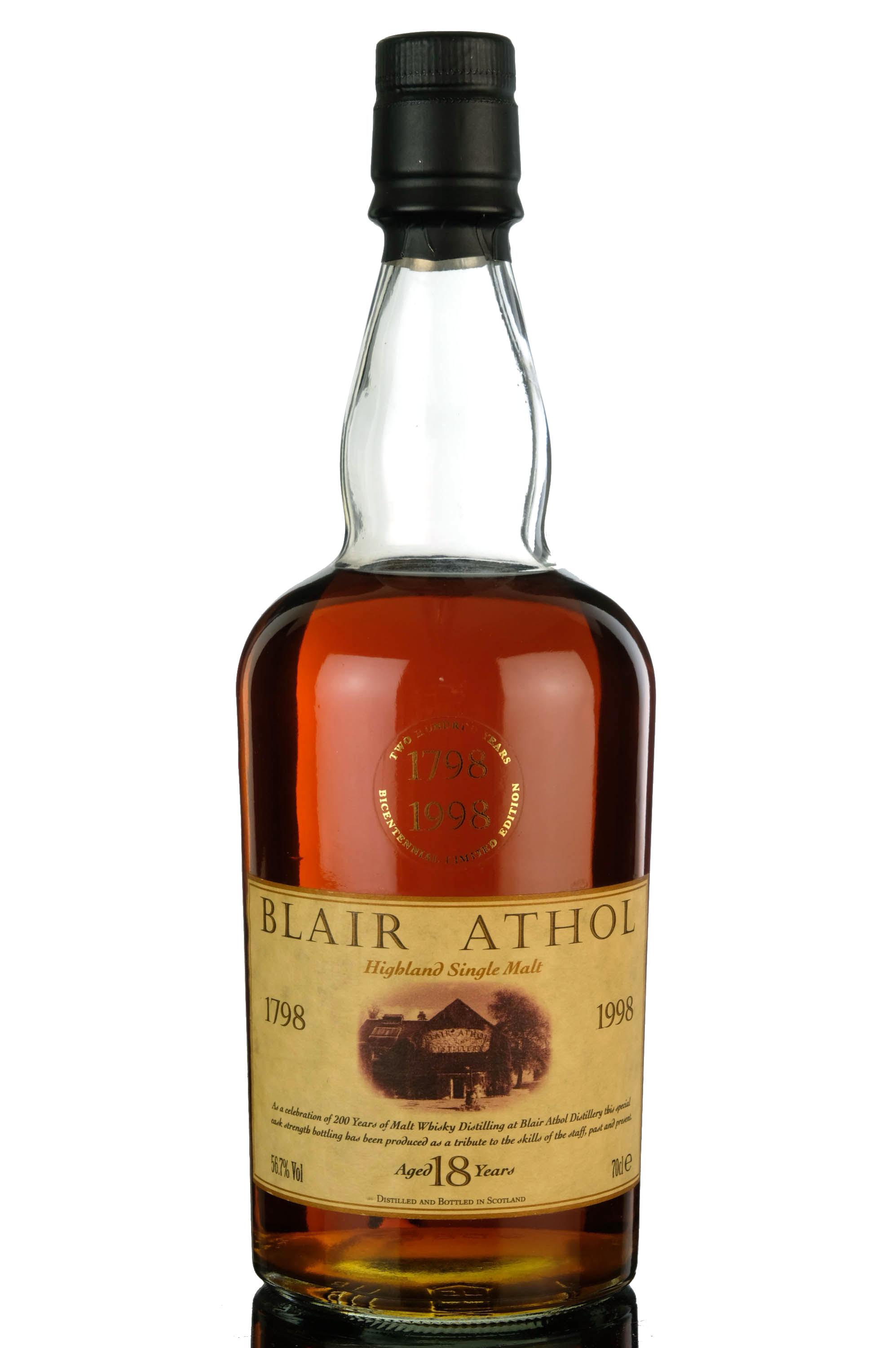 blair athol 18 year old - centenary