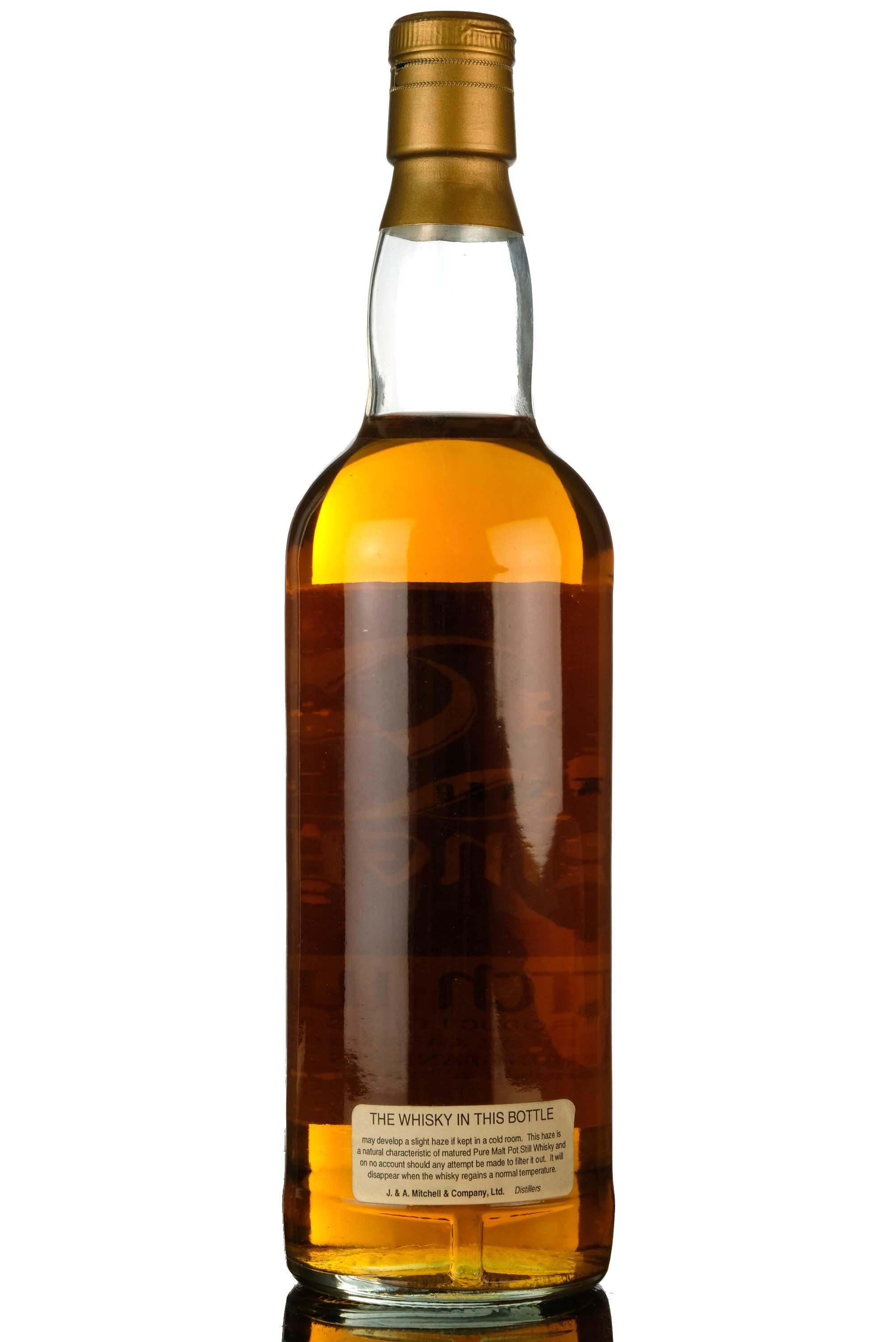 springbank 15 year old - 1990s
