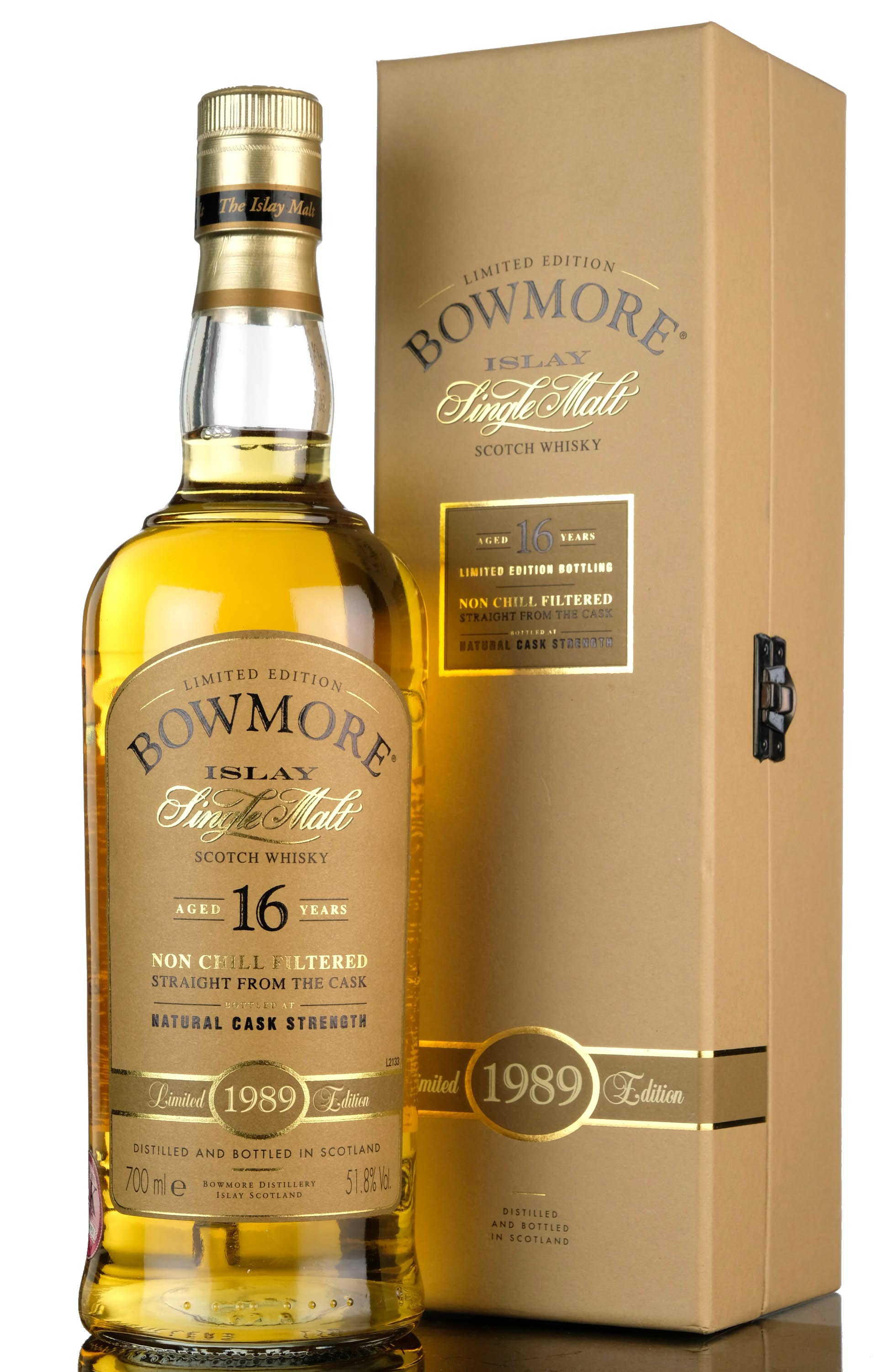 bowmore 1989 - 16 year old