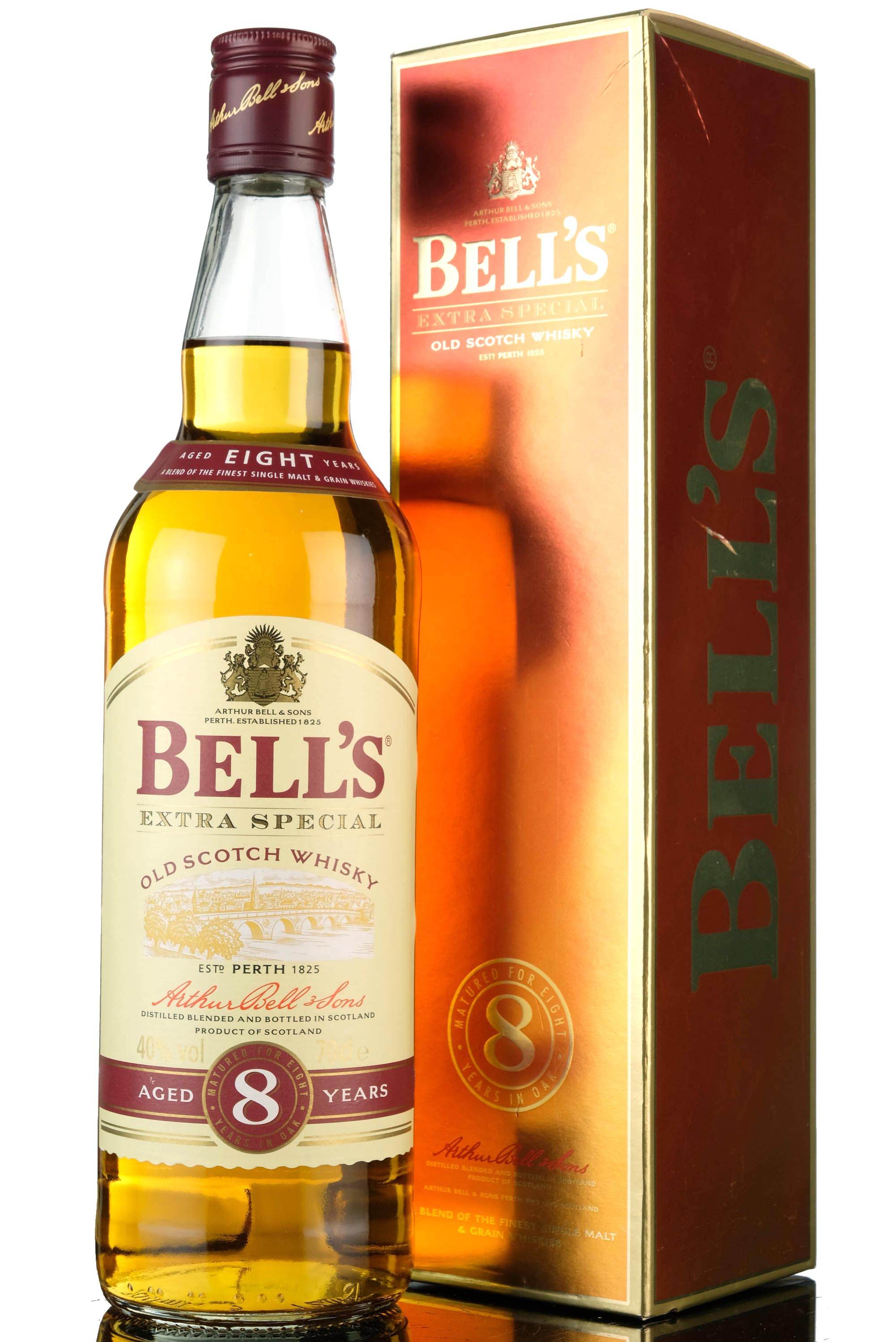 bells 8 year old