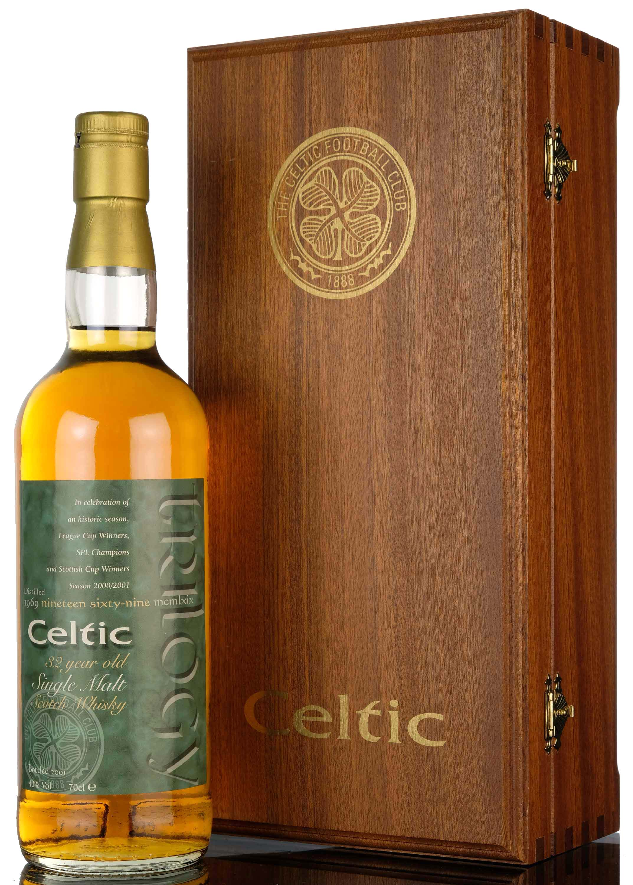 celtic trilogy 1969-2001 - 32 year old