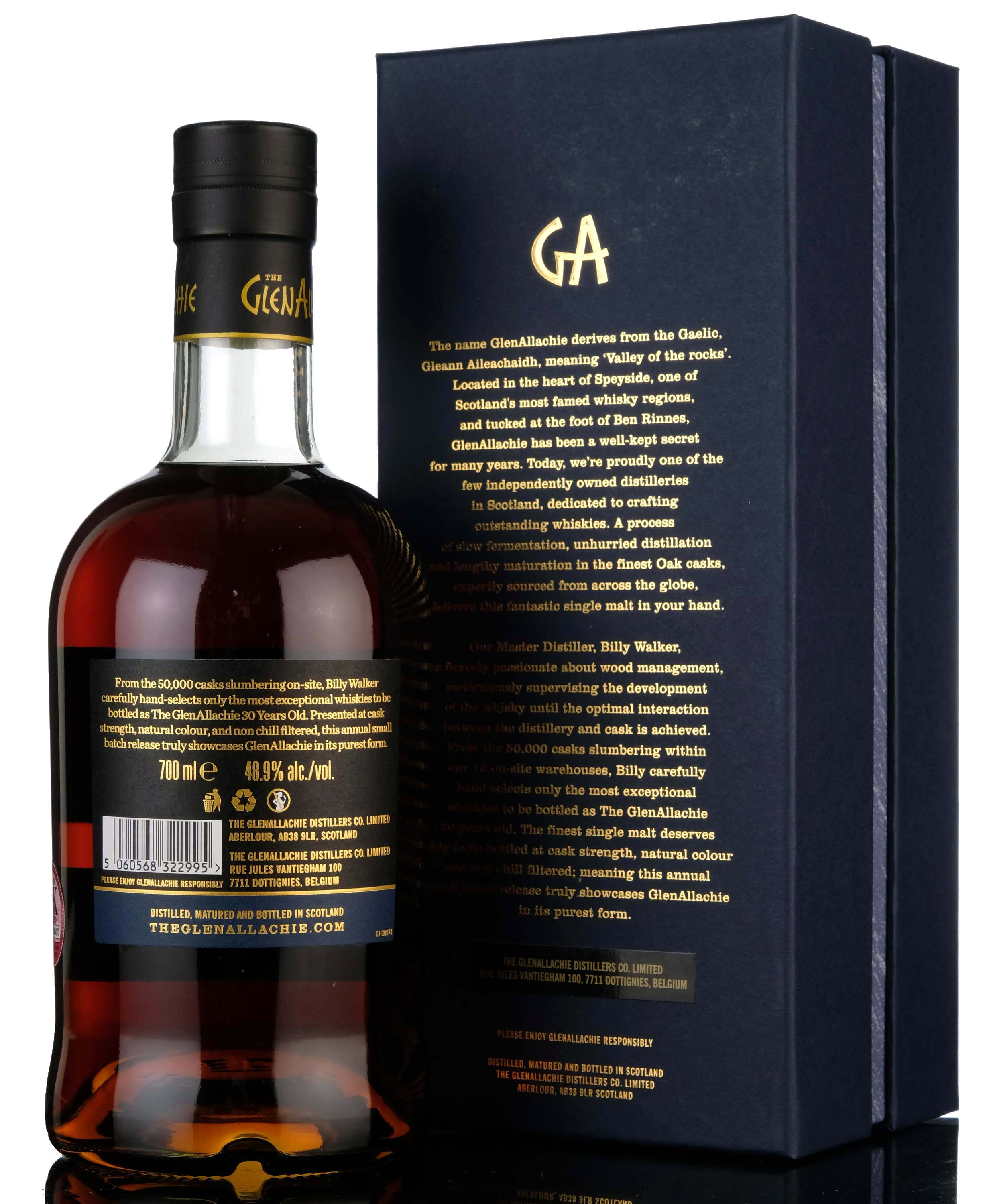 glenallachie 30 year old - batch one