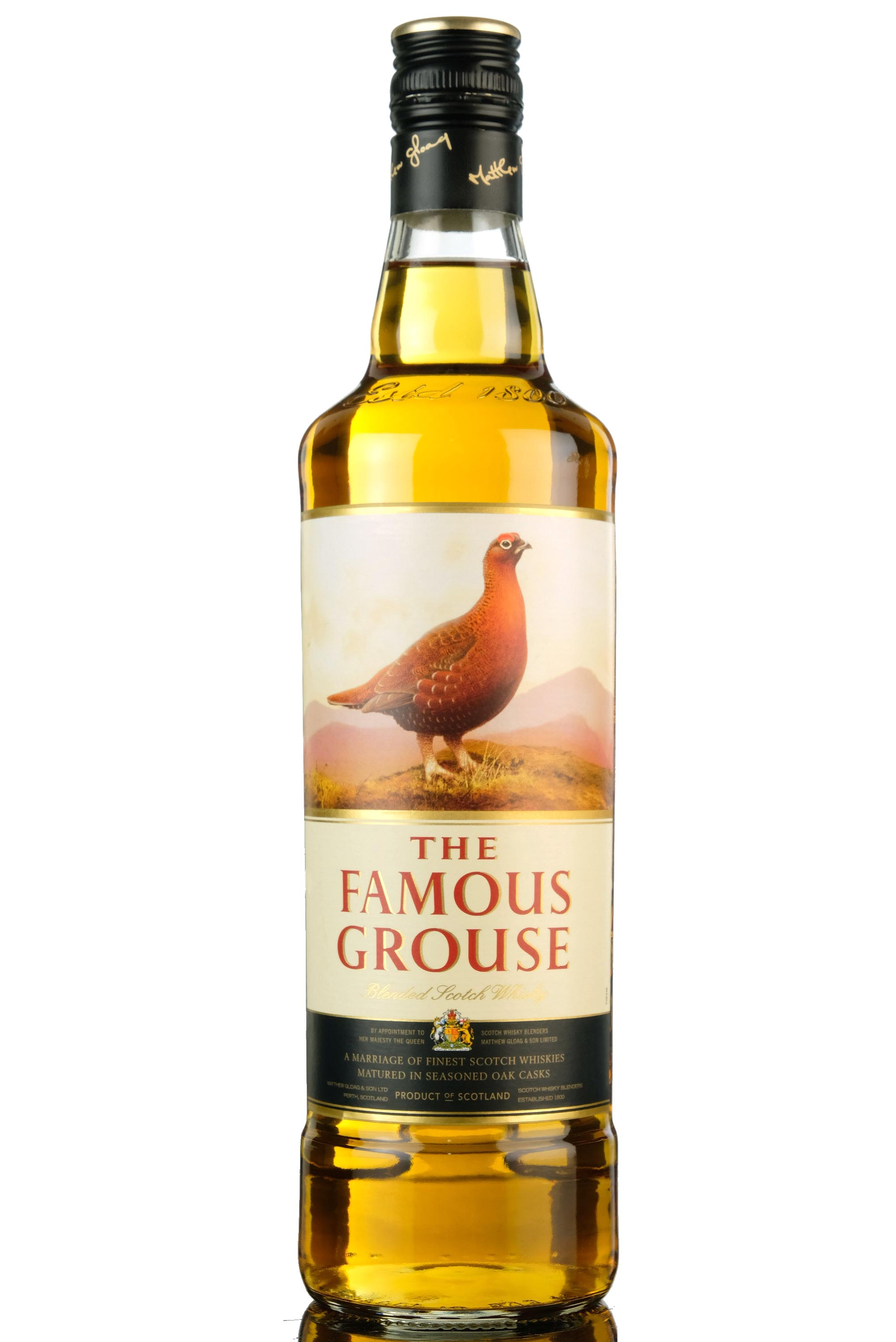 famous grouse nas